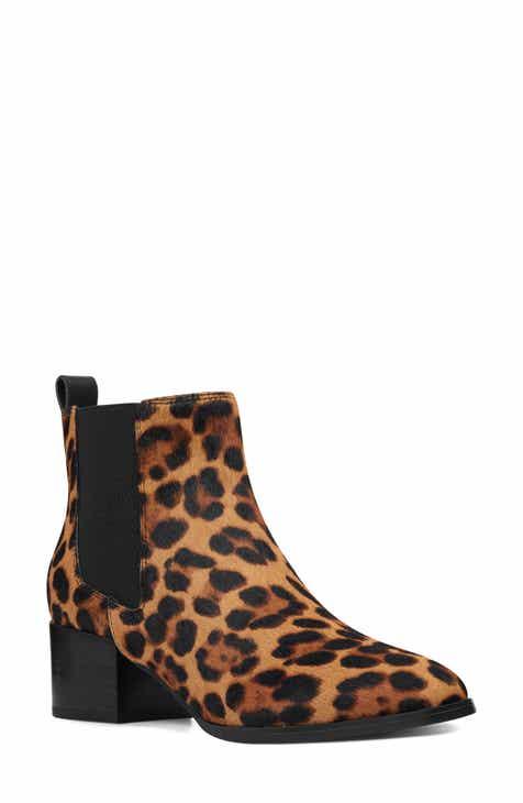 55d4357430c7 Nine West Colt Genuine Calf Hair Chelsea Boot (Women)