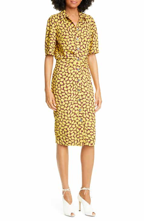 5278e1cf8b11 kate spade new york sunny bloom shirtdress