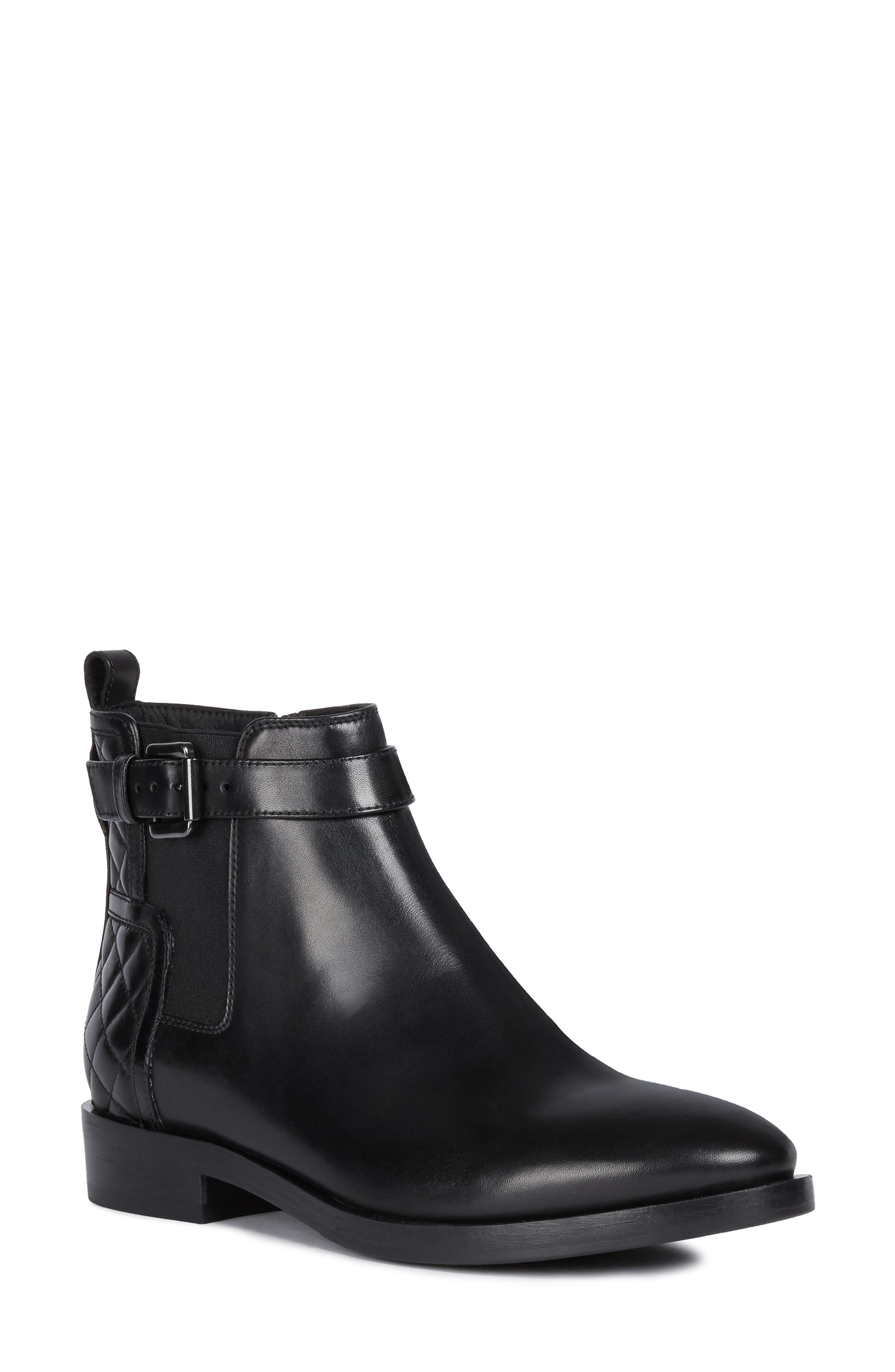 Zapatos Designer Shoes Ltd | Geox 'Glynna' Ankle Boot