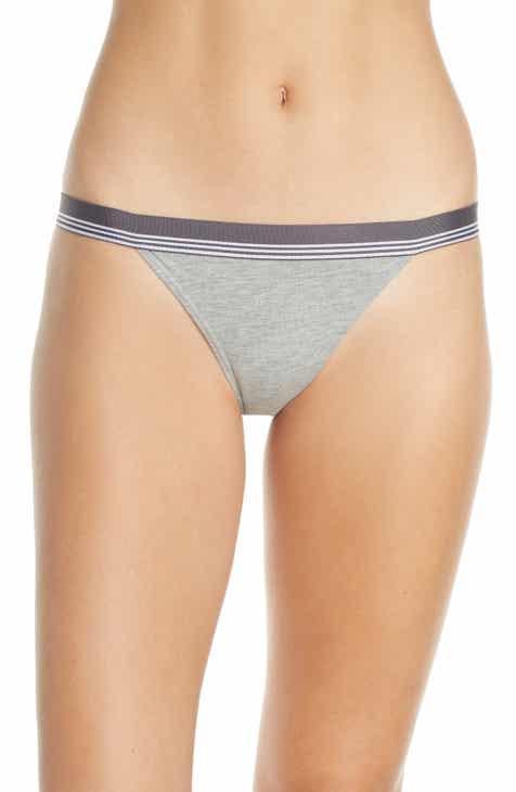 BP. Sporty Stripe String Bikini (Any 5 for $30)
