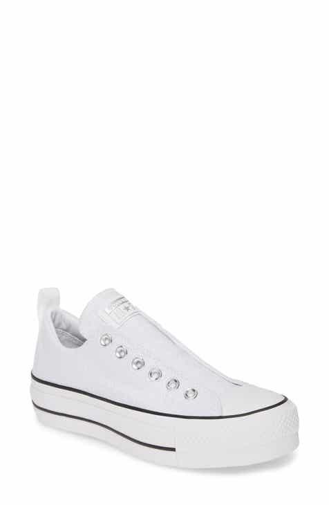 d5a137316 Converse Chuck Taylor® All Star® Lift Slip-On Sneaker (Women)
