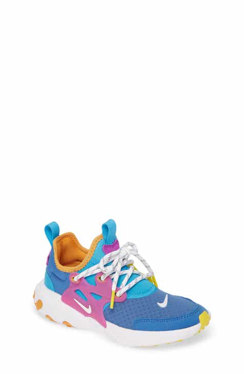Nike Presto React Sneaker (Baby, Walker, Toddler, Little Kid & Big Kid)