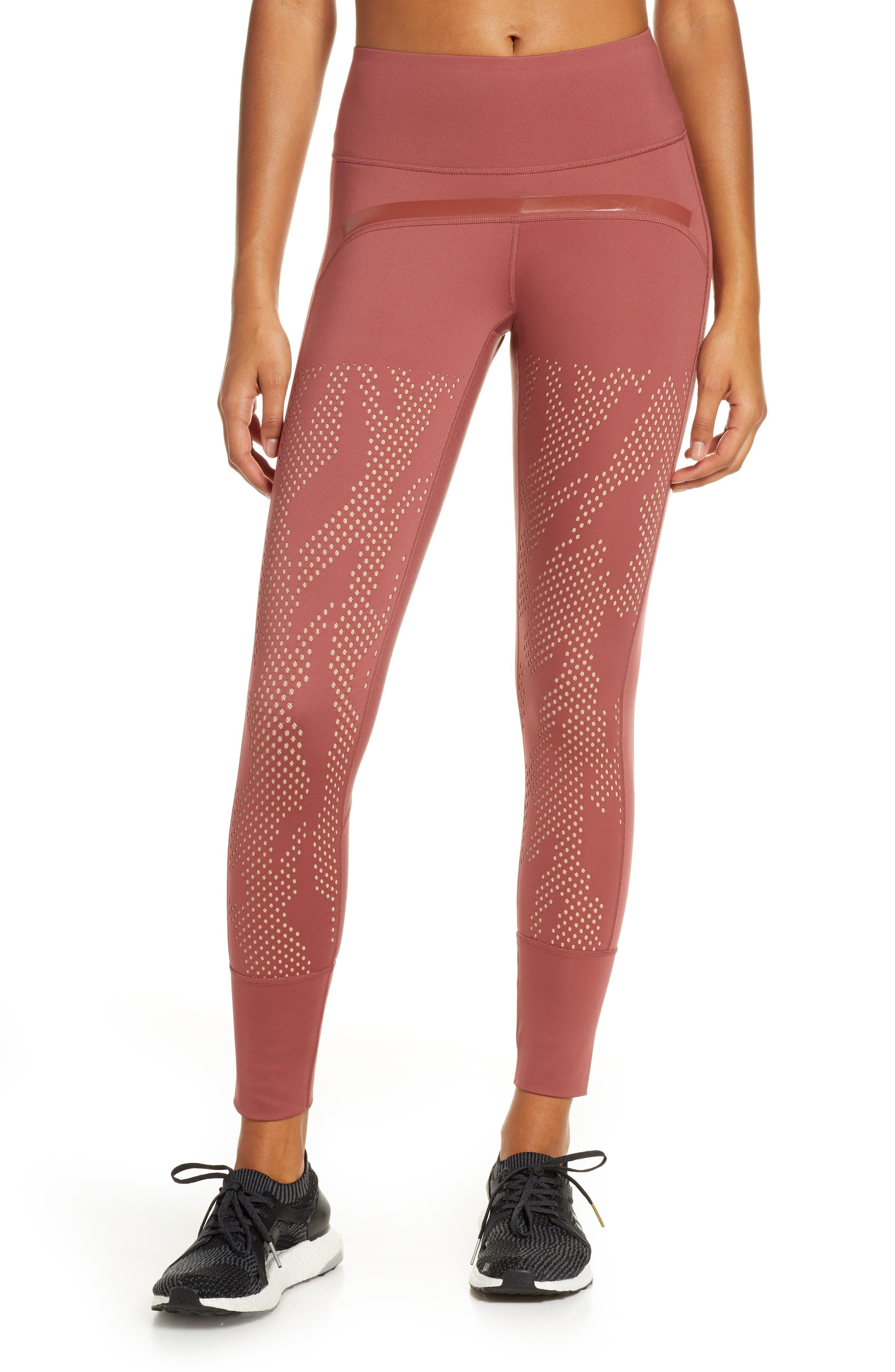 Adidas by stella mccartney 2 in 1 shorts lila sport damen