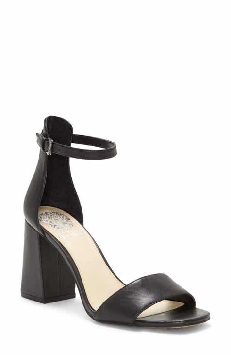 bbe93cd2506 black ankle strap block heels | Nordstrom