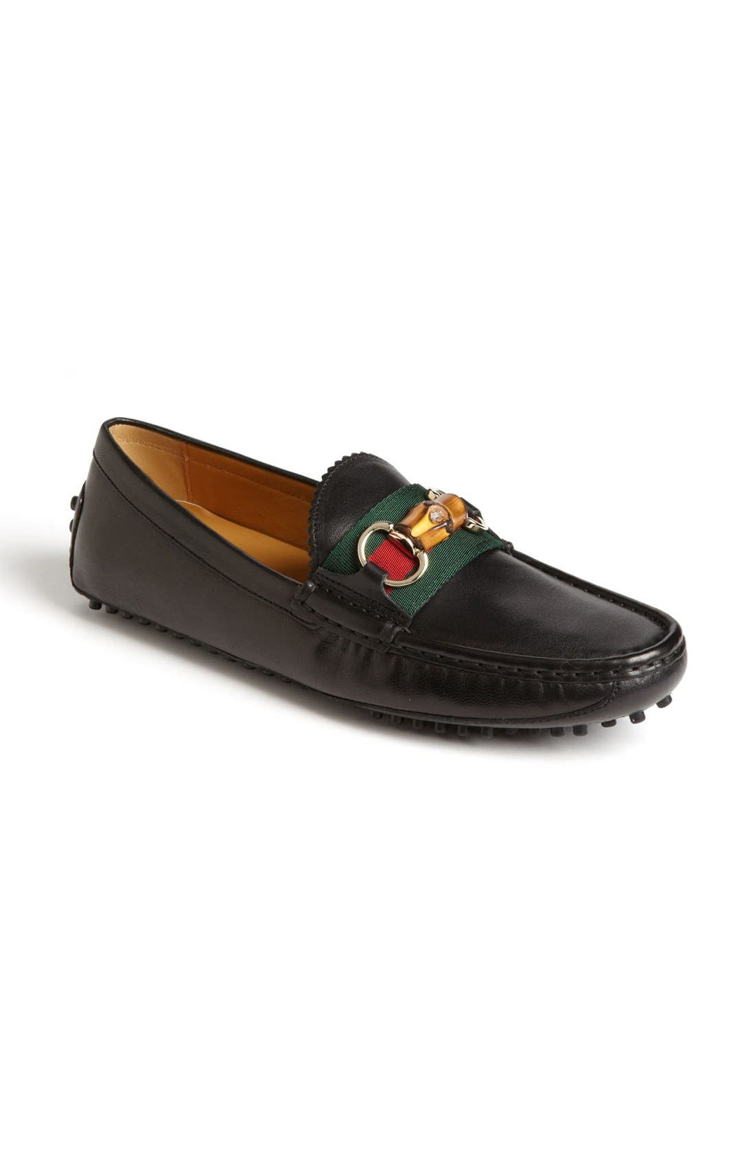 Alternate Image 1 Selected - Gucci 'Damo' Driving Loafer