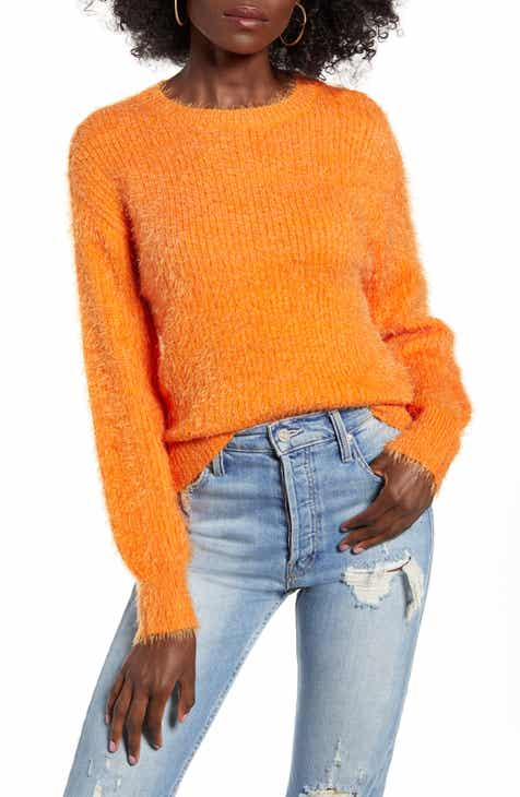 J.O.A. Textured Sweater