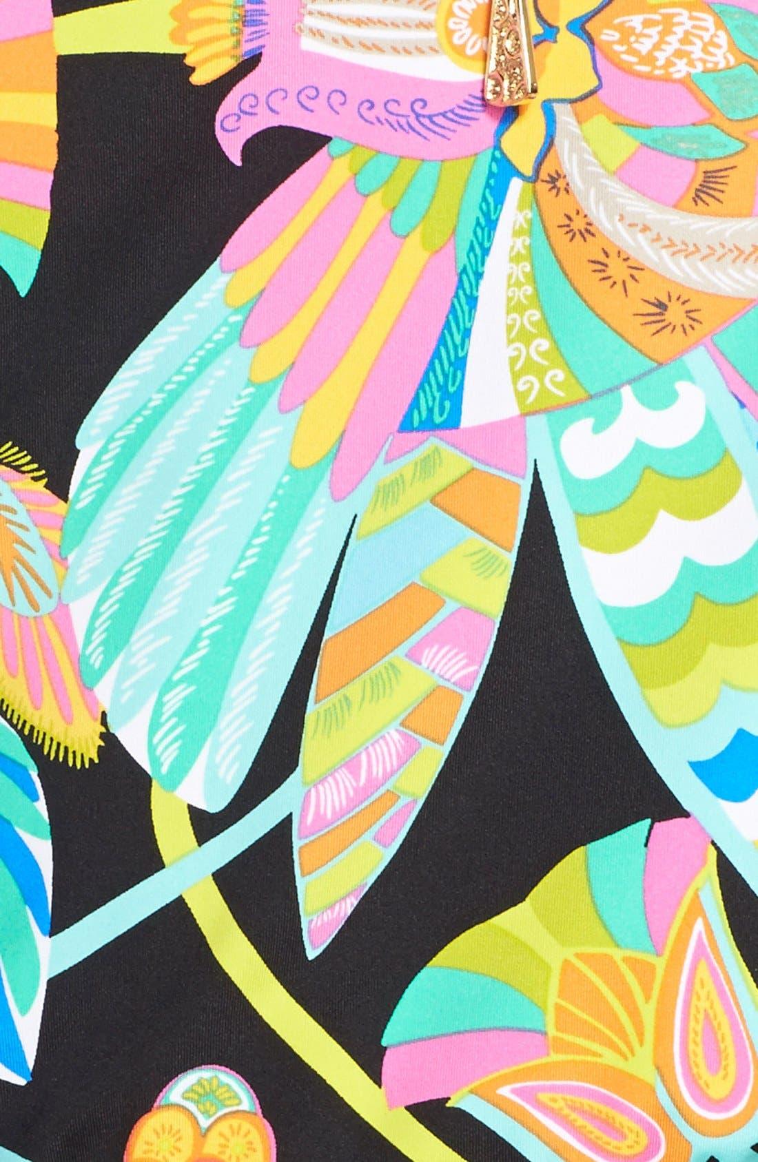 Alternate Image 3  - Trina Turk 'Tahitian Floral' Jumpsuit