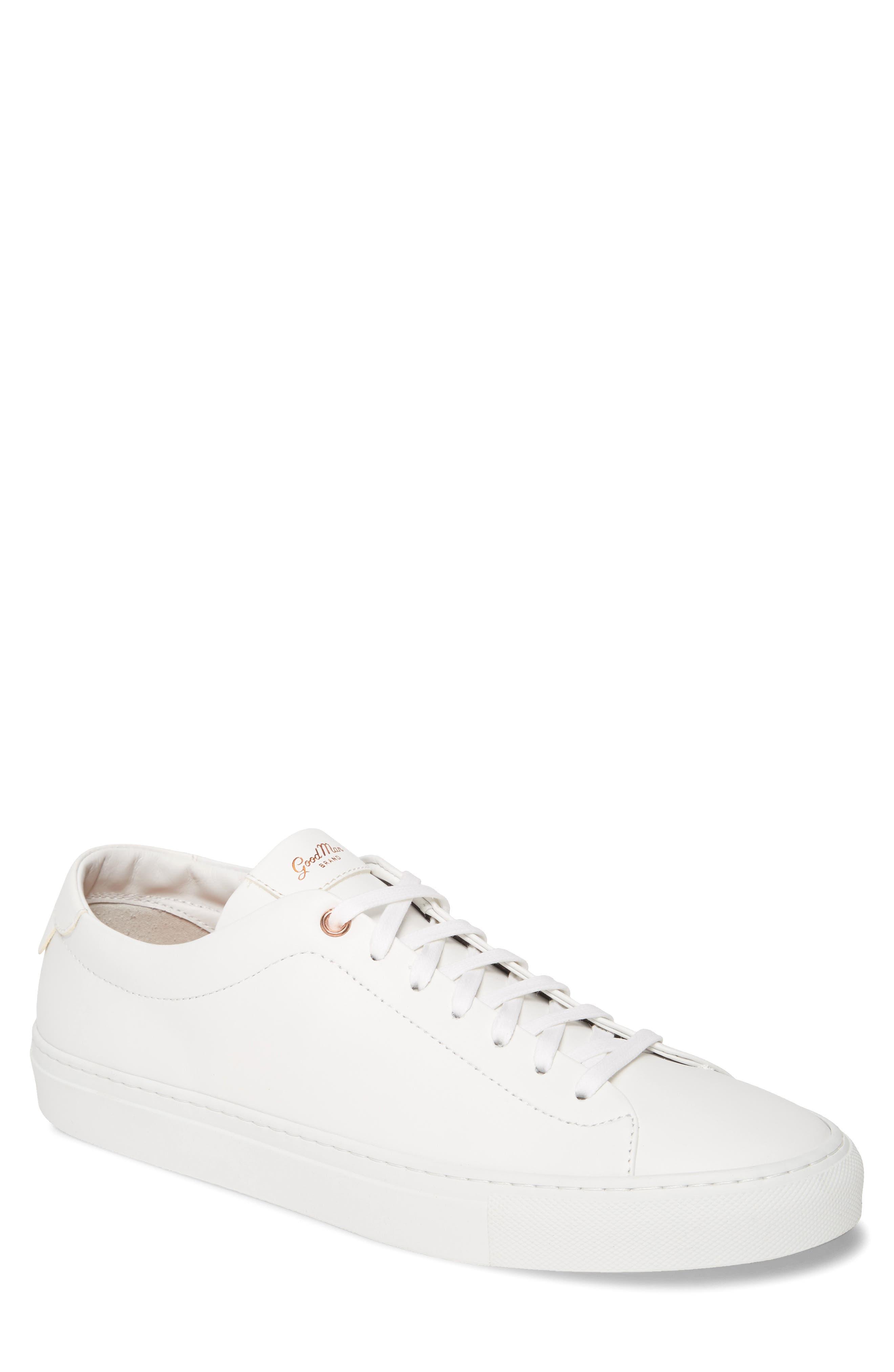Men's All-White Sneakers | Nordstrom