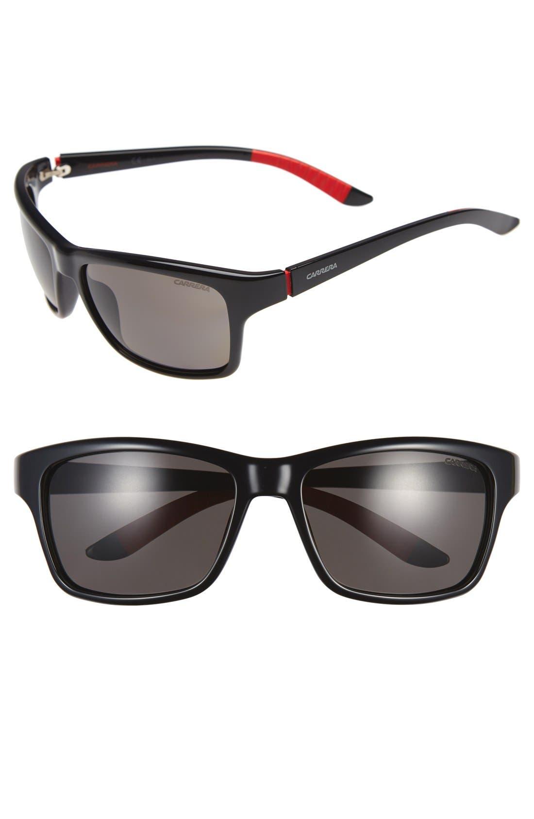 Main Image - Carrera Eyewear 58mm Polarized Sunglasses