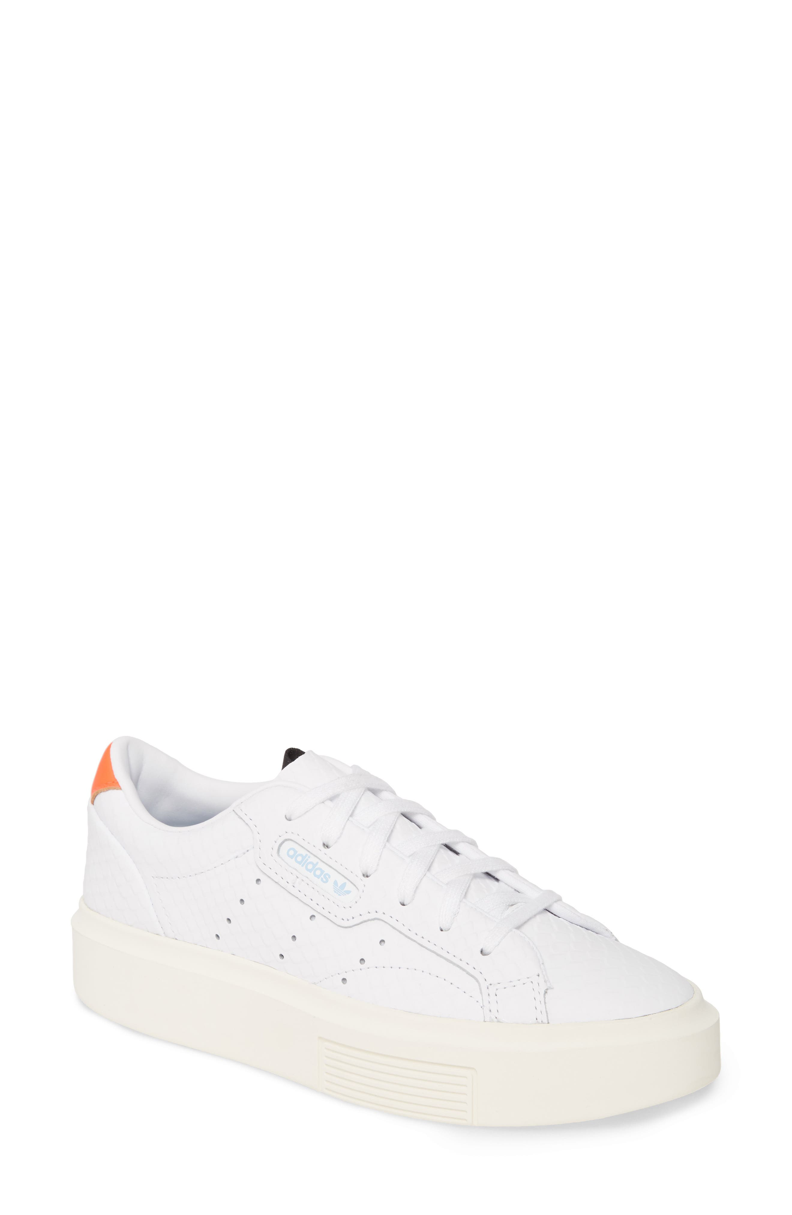 adidas Originals Womens Flashback Winter Trainers Crystal WhiteCrystal WhiteFootwear White