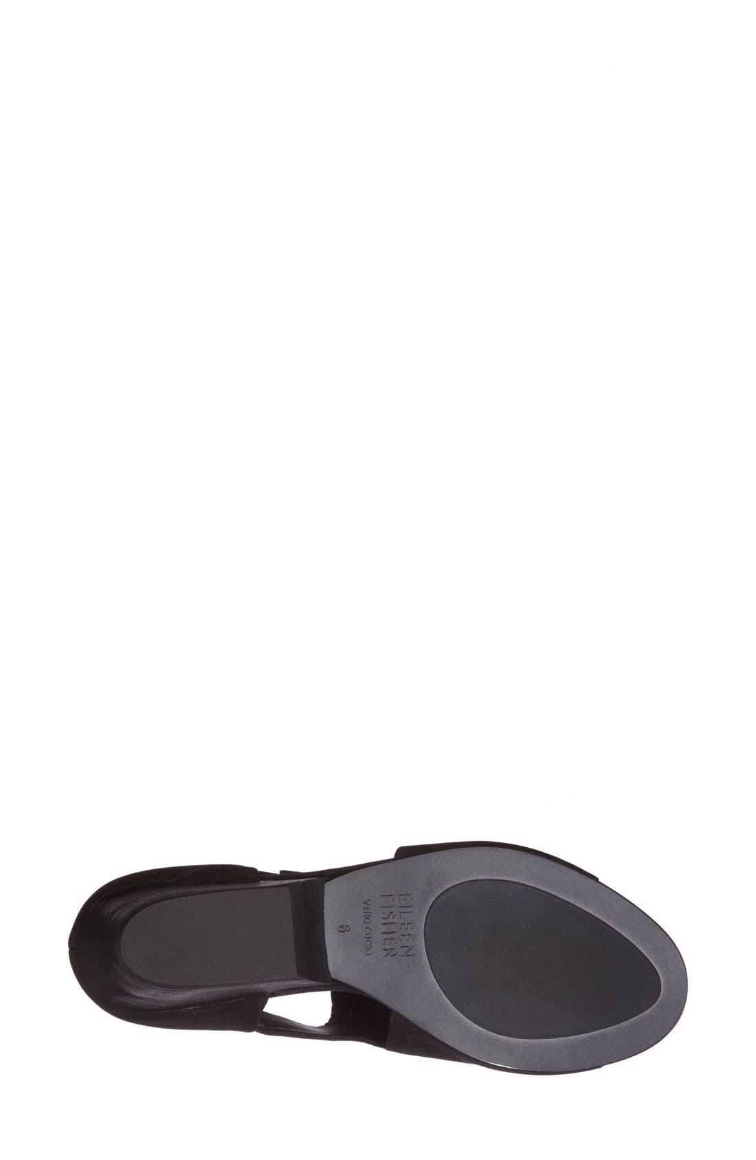 Alternate Image 4  - Eileen Fisher 'Iris' Sandal (Women)