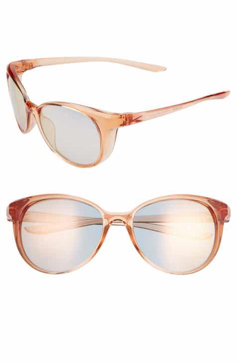 Nike Essence 56mm Cat Eye Sunglasses