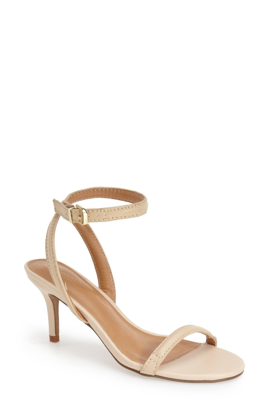 Alternate Image 1 Selected - REPORT 'Signature Neely' Ankle Strap Sandal (Women)