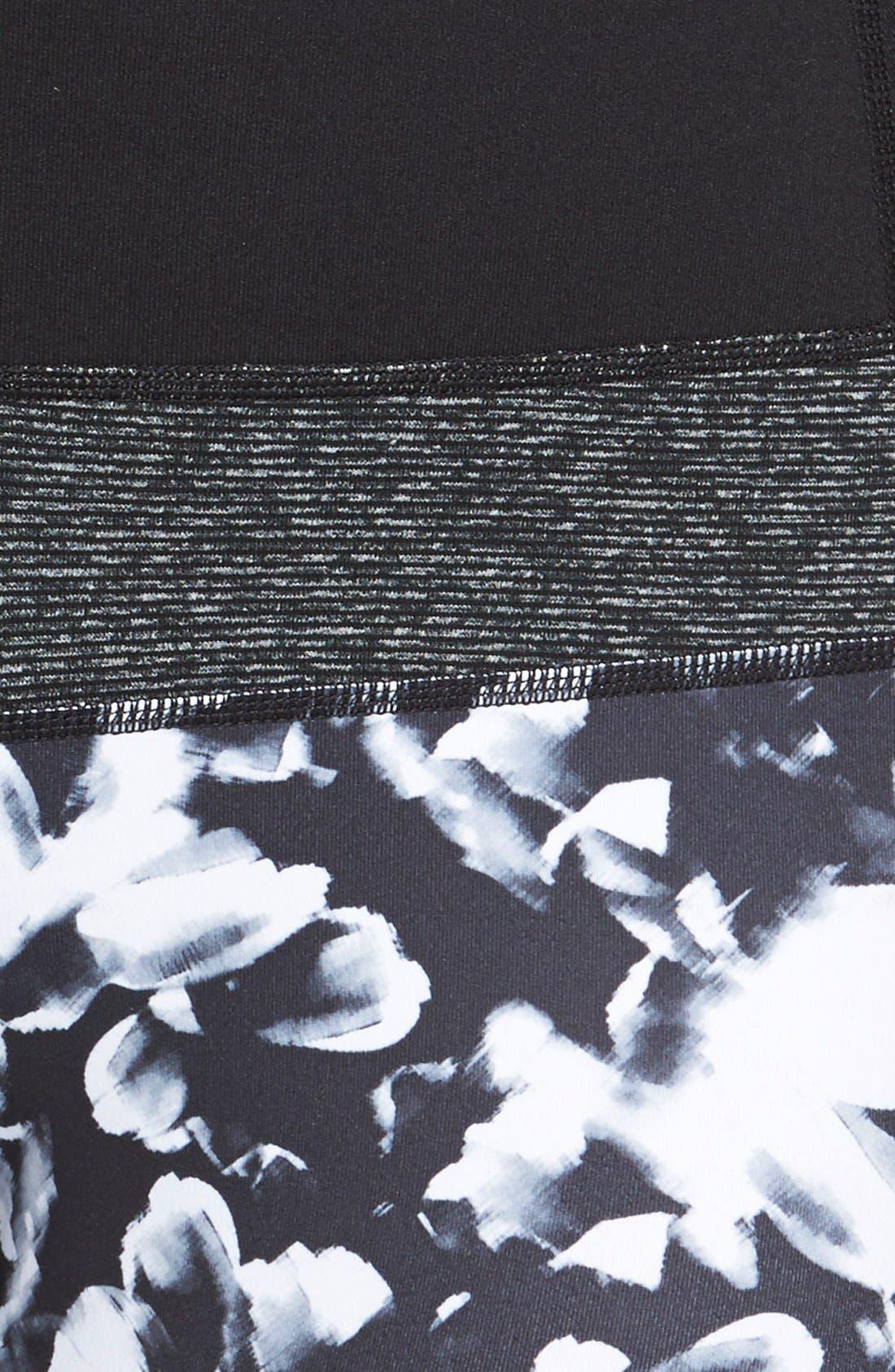 Alternate Image 3  - Zella 'Live In - Bold Blocked' Slim Fit Leggings