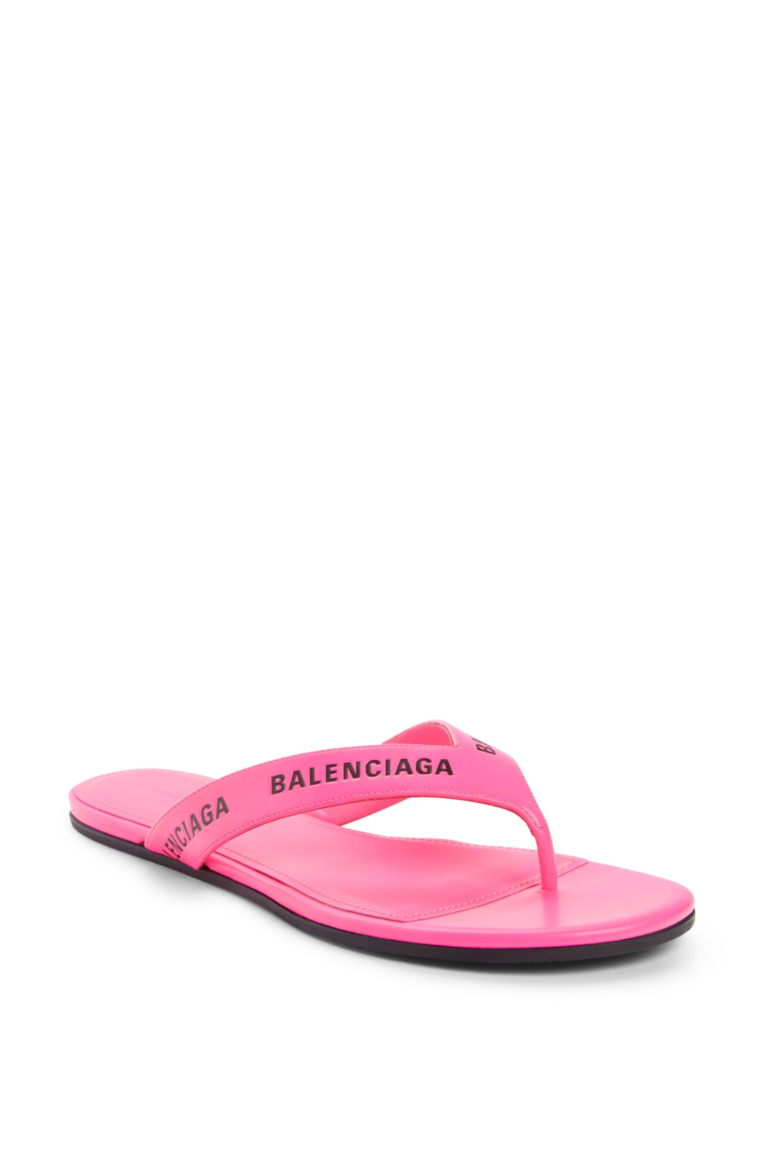 Women's Balenciaga Sandals and Flip