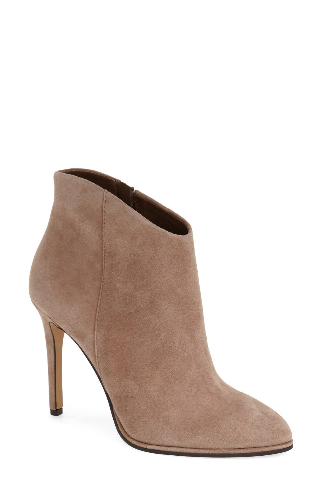 Alternate Image 1 Selected - Vince Camuto 'Lorenza' Pointy Toe Bootie (Women)