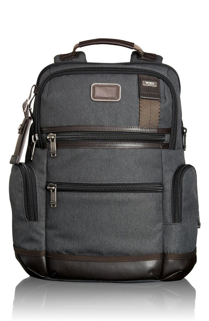 Tumi Alpha Bravo Knox Backpack Nordstrom