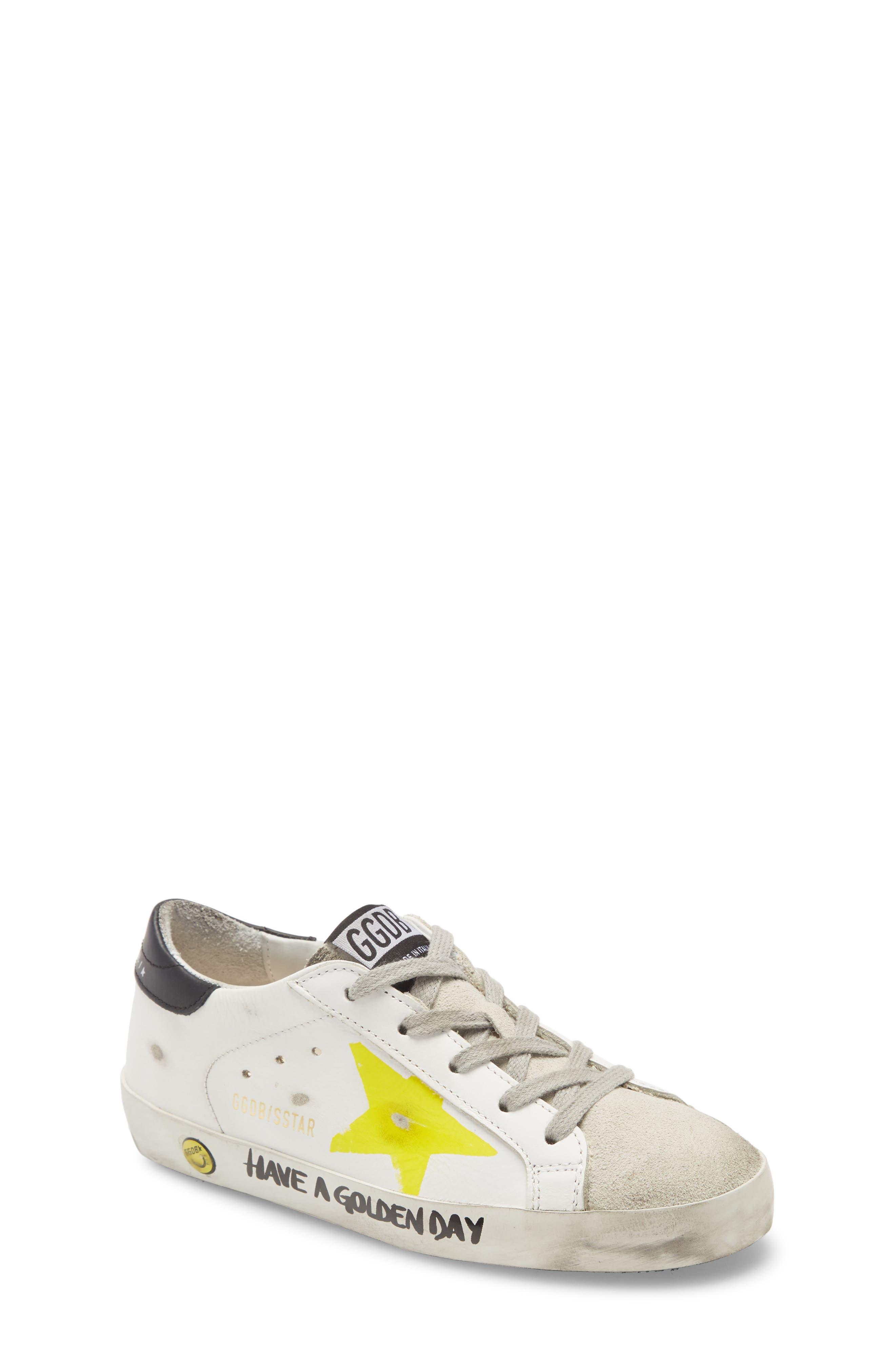 Kids' Golden Goose Shoes   Nordstrom