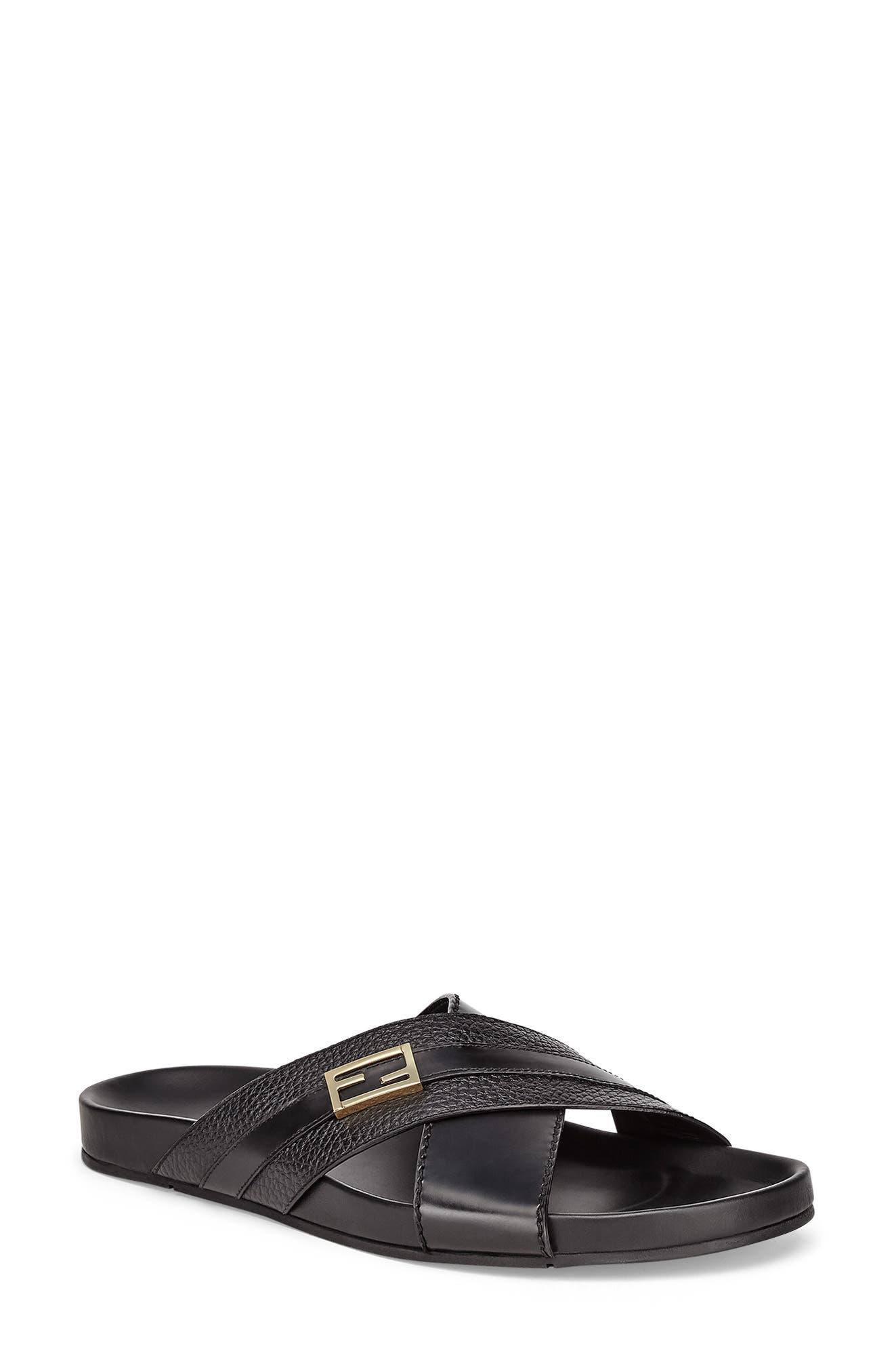 Men's Fendi Sandals, Slides \u0026 Flip