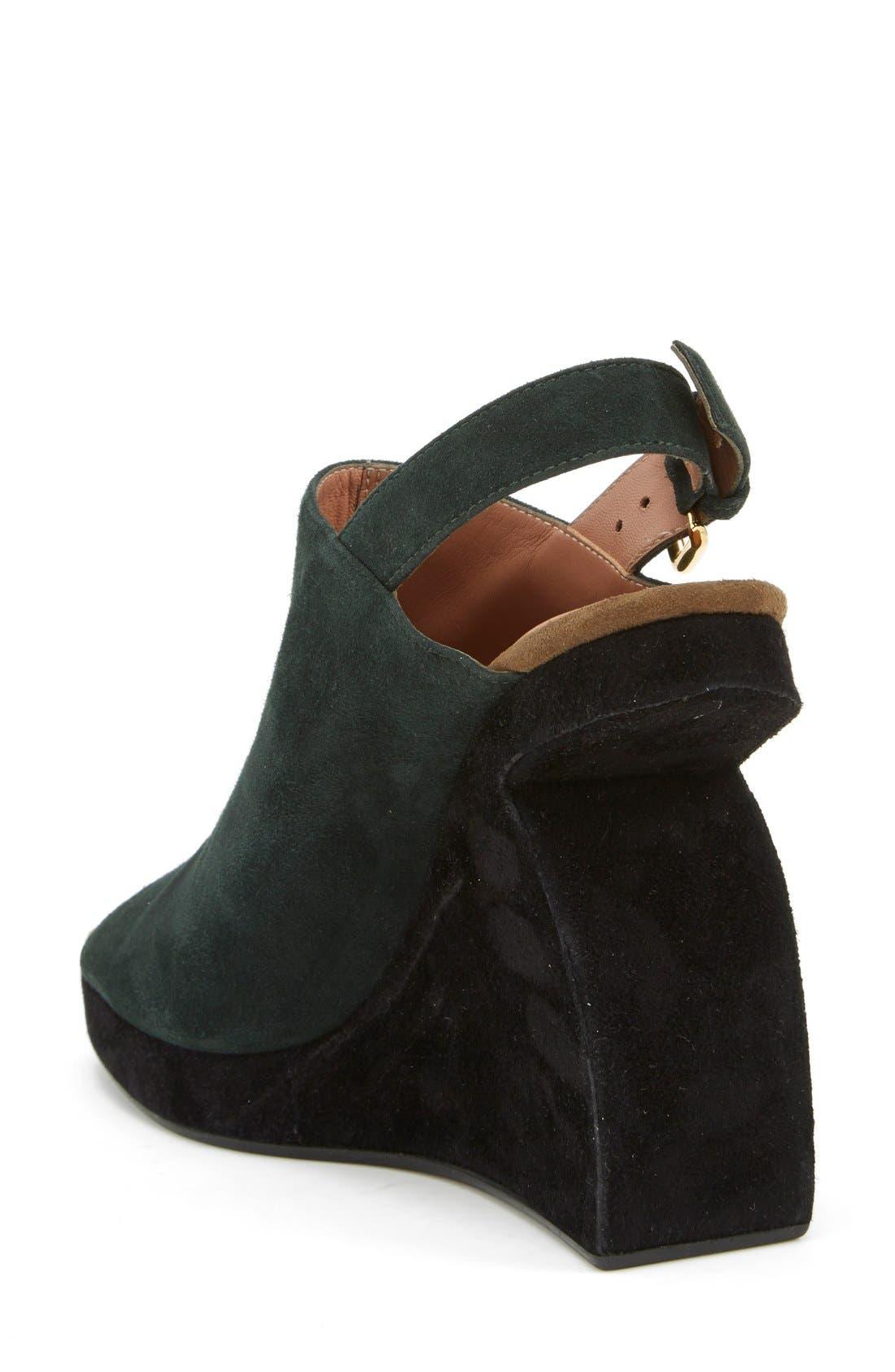 Alternate Image 2  - Marni Slingback Wedge Sandal (Women)