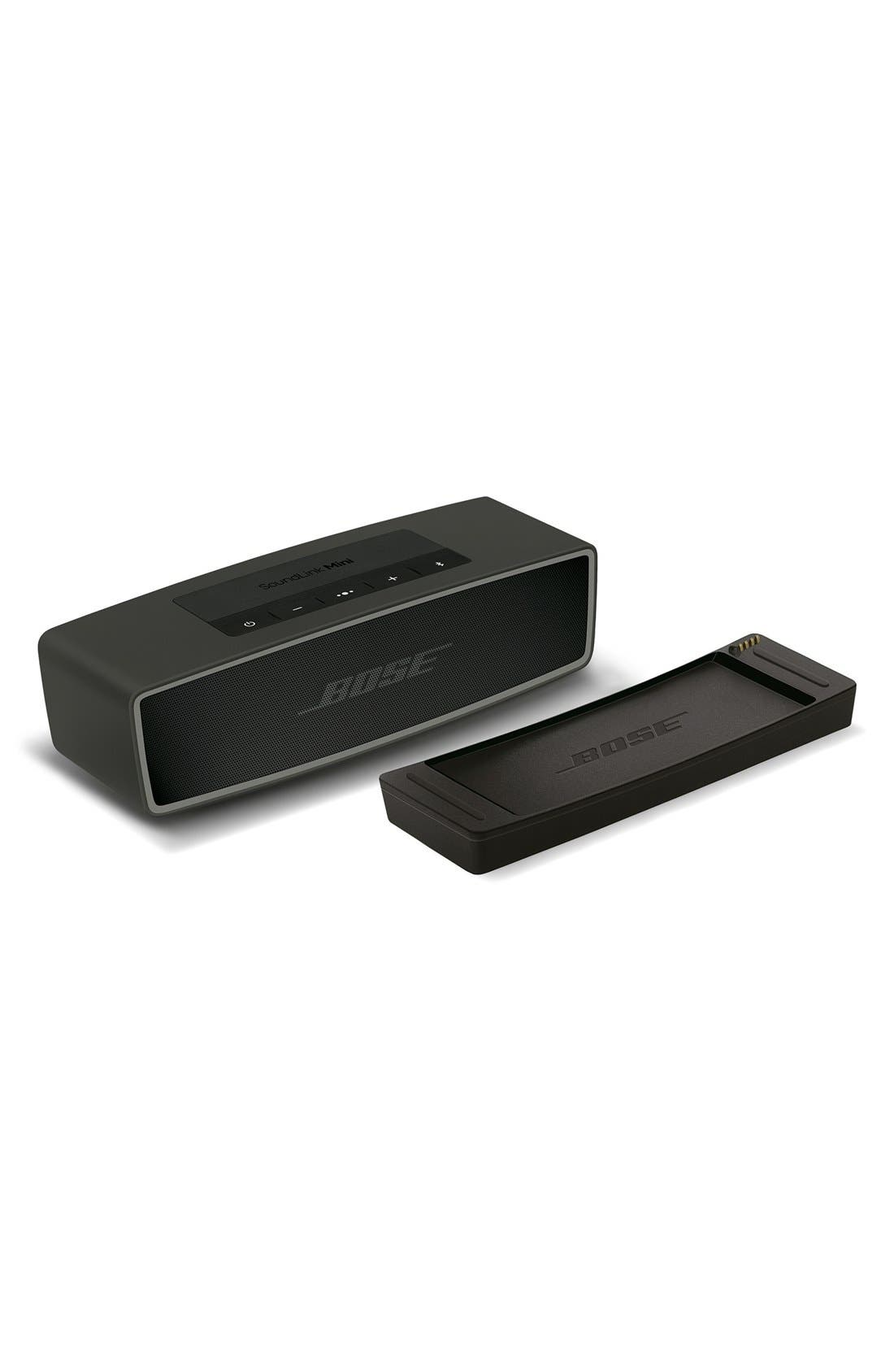 SoundLink<sup>®</sup> Mini II Bluetooth<sup>®</sup> Speaker,                             Alternate thumbnail 3, color,                             Carbon
