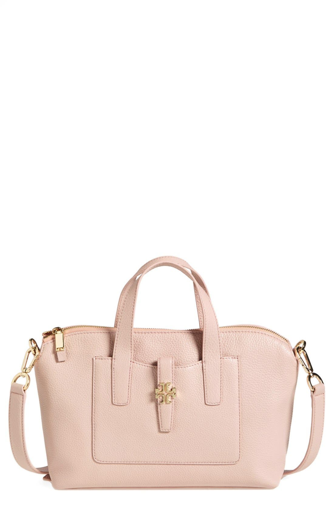 Alternate Image 1 Selected - Tory Burch 'Plaque' Satchel