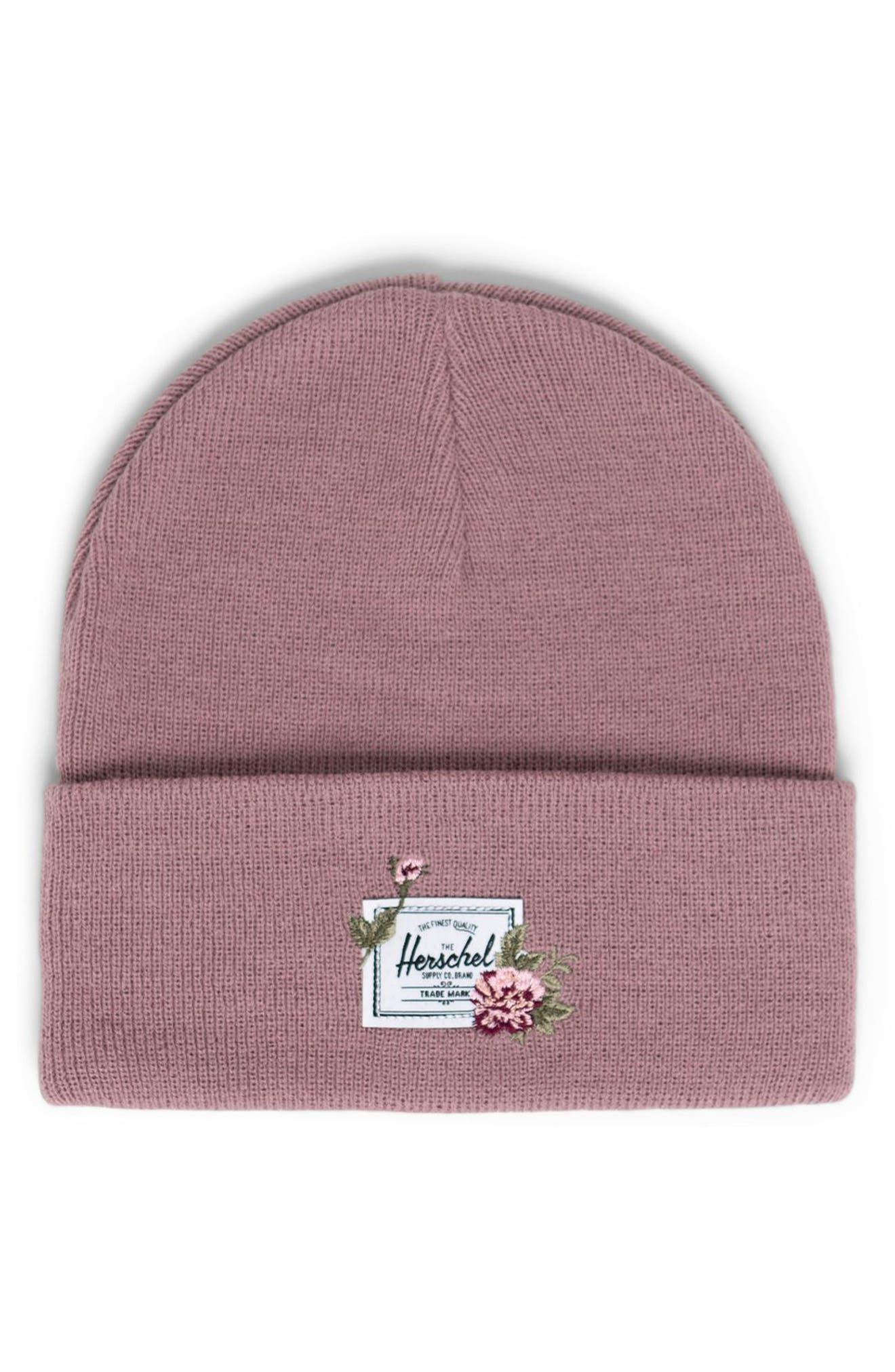 Violet Pink Hat Unisex Unisex URBAN OUTFITTERS Ribbed WOOL Rib Beanie Mint