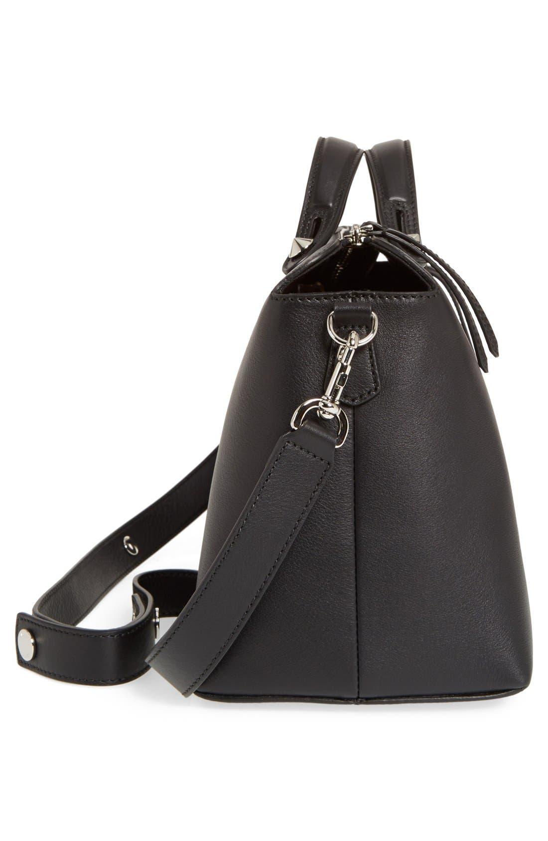 Alternate Image 5  - Fendi Large by the Way Leather Shoulder Bag