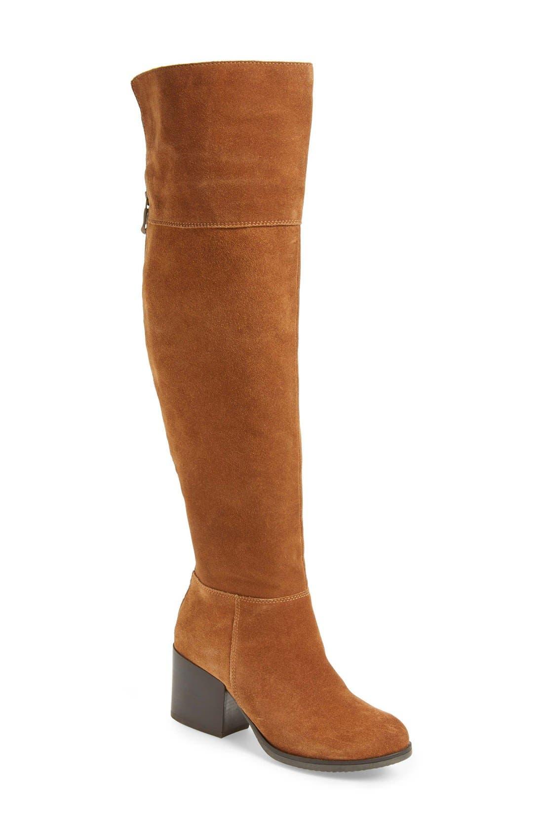 Alternate Image 1 Selected - Steve Madden 'Orabela' Knee High Boot (Women)