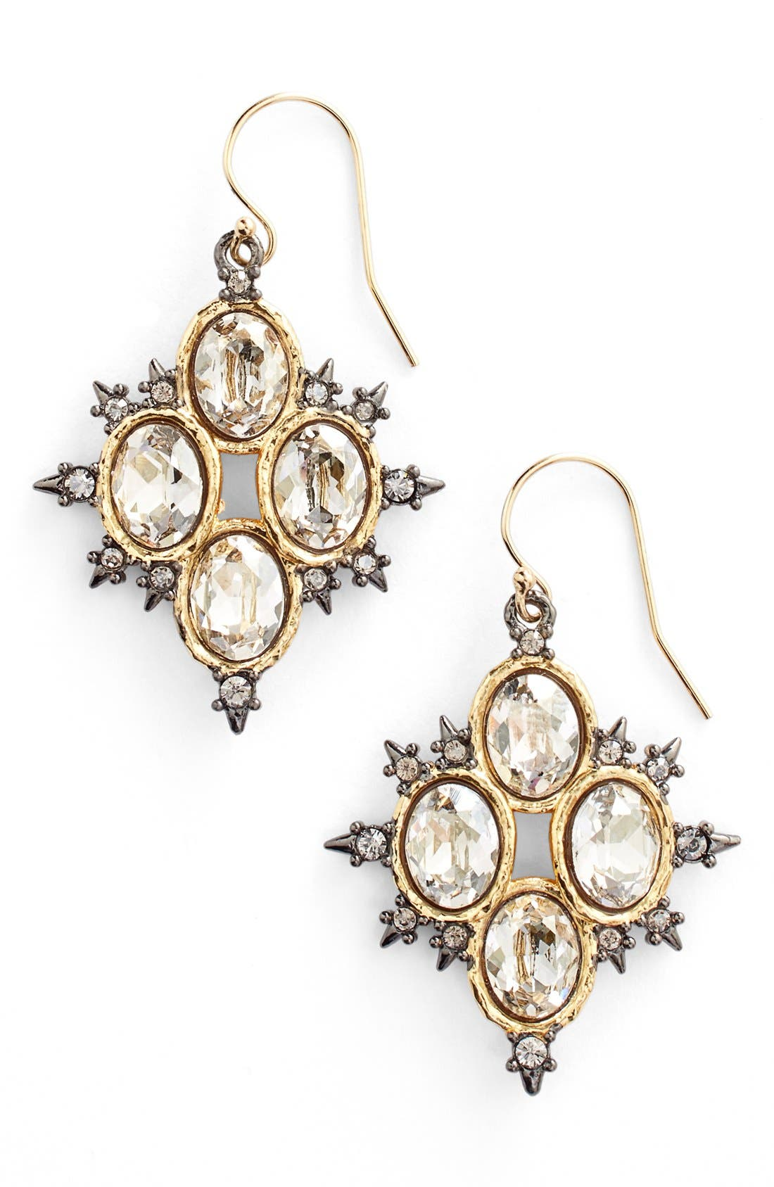Alternate Image 1 Selected - Alexis Bittar 'Elements' Crystal Drop Earrings