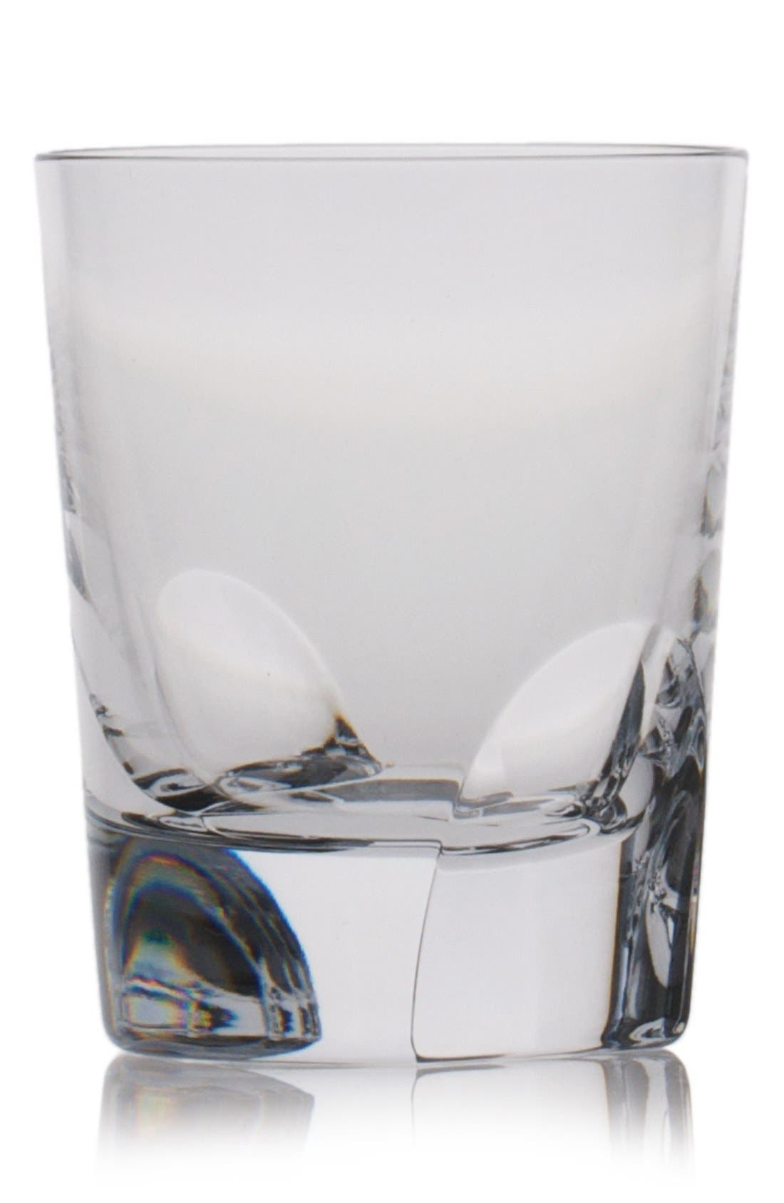 'Manhattan' Double Old Fashioned Glasses,                             Main thumbnail 1, color,                             White
