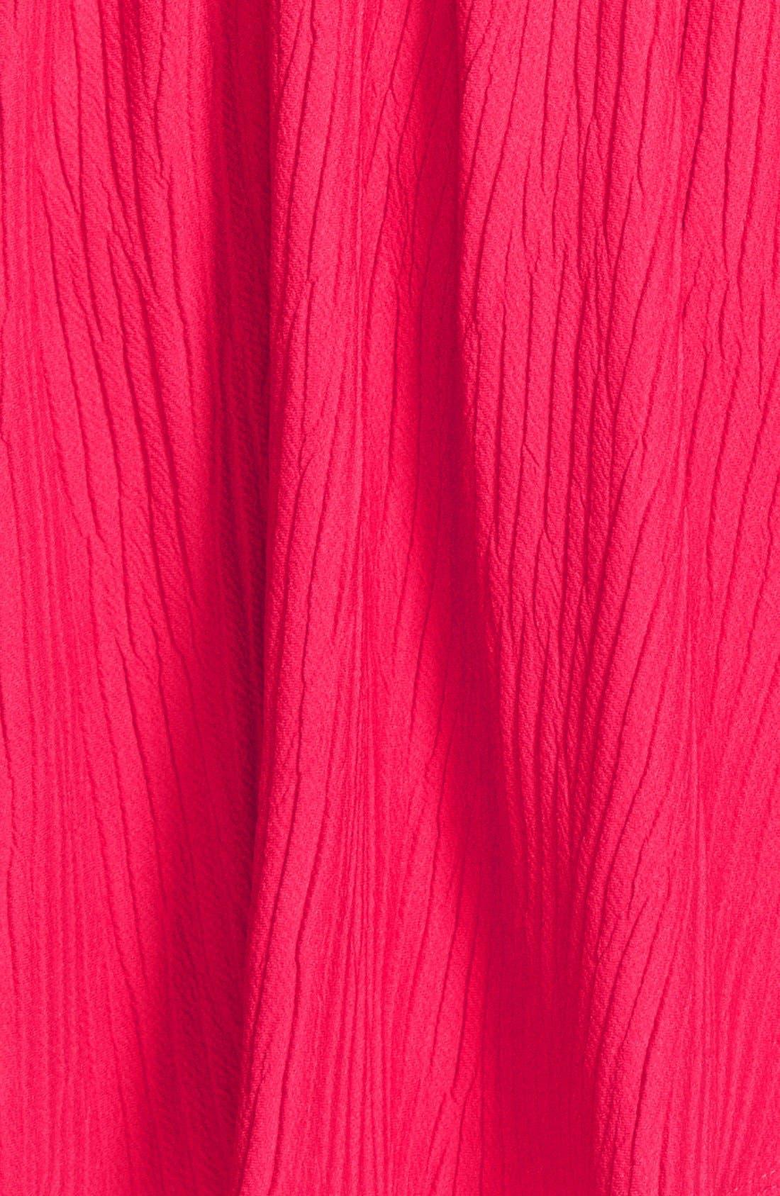 Alternate Image 3  - Lush Knit Skater Dress