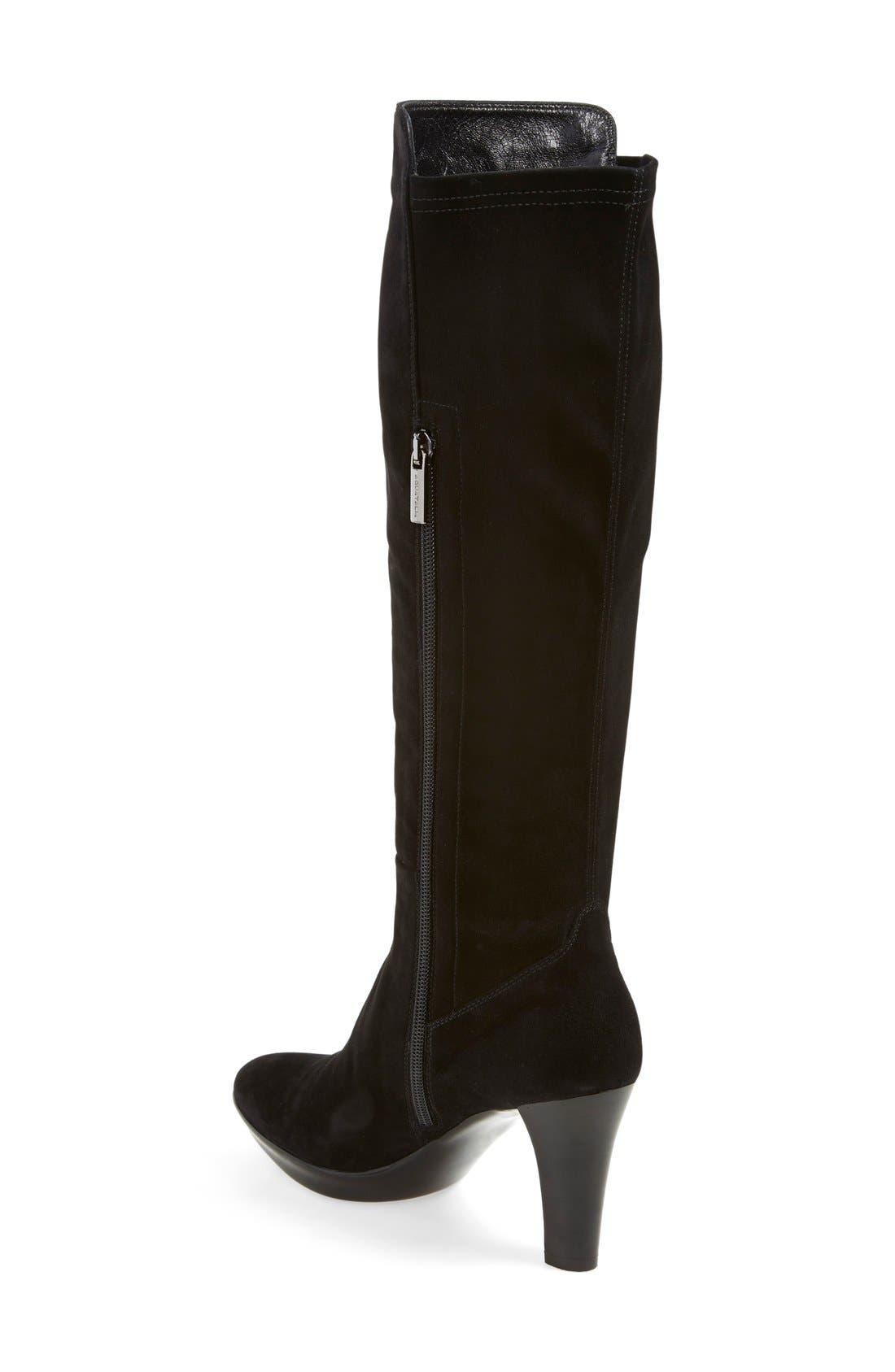 Alternate Image 2  - Aquatalia 'Raine' Weatherproof Tall Boot (Women)