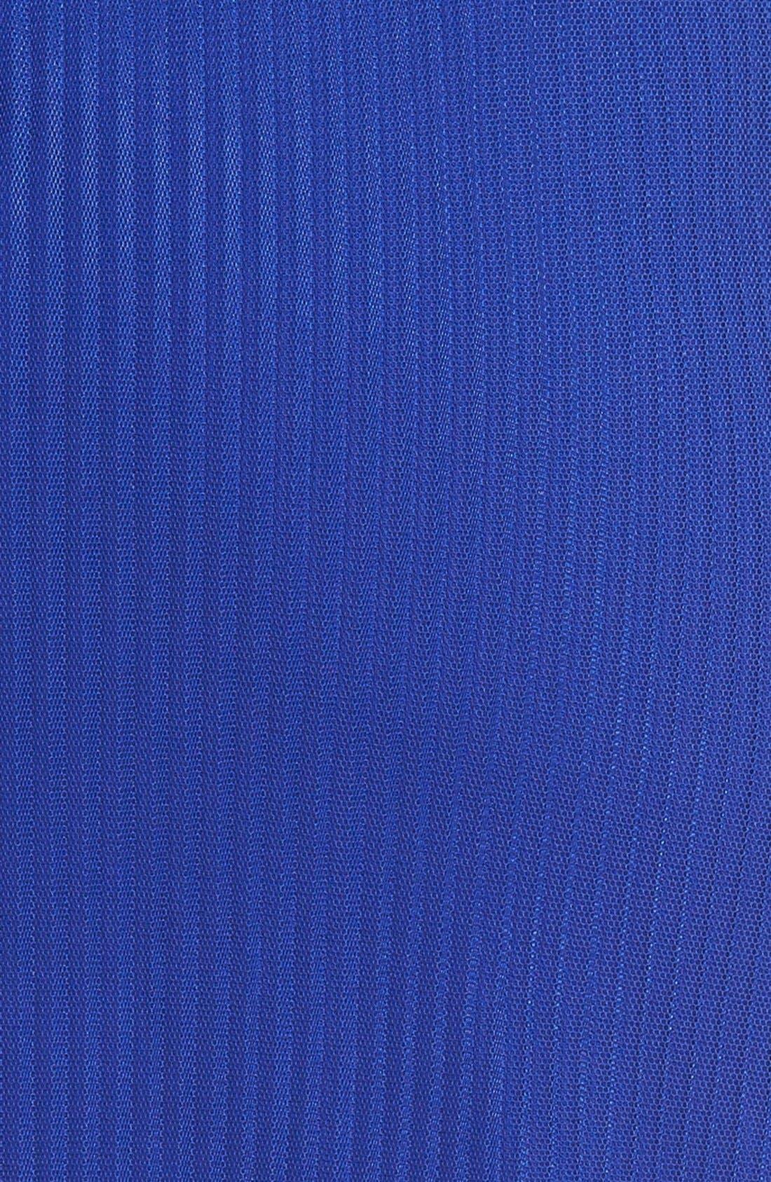 Alternate Image 3  - BOSS 'Veplyti' Plissé Overlay Pencil Skirt