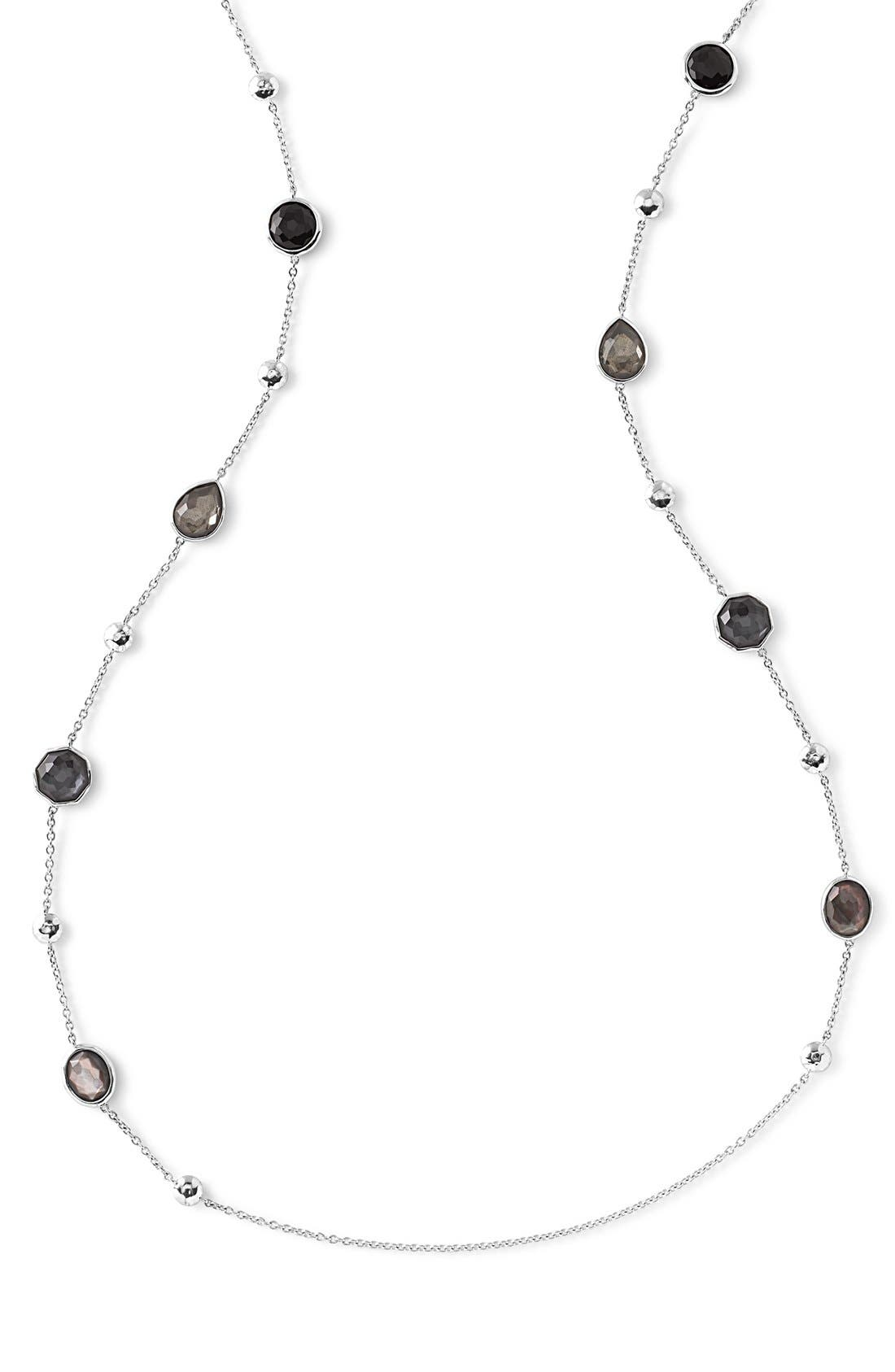 Ippolita 'Rock Candy' Semiprecious Stone Station Necklace