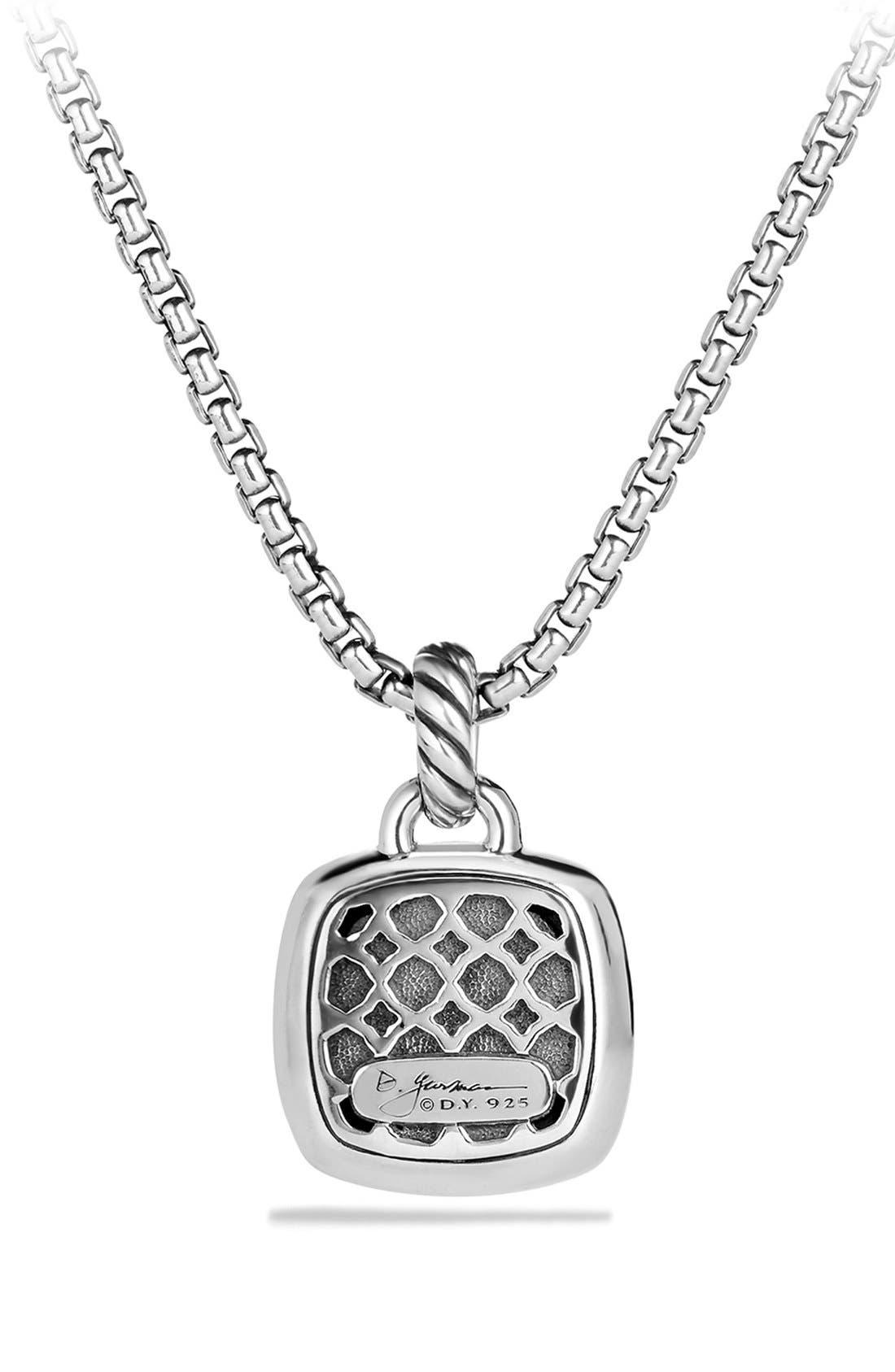 Alternate Image 3  - David Yurman 'Albion' Pendant with Diamonds