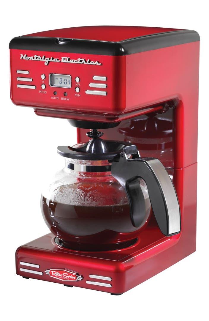 Nostalgia Electrics Retro Coffee Maker Nordstrom