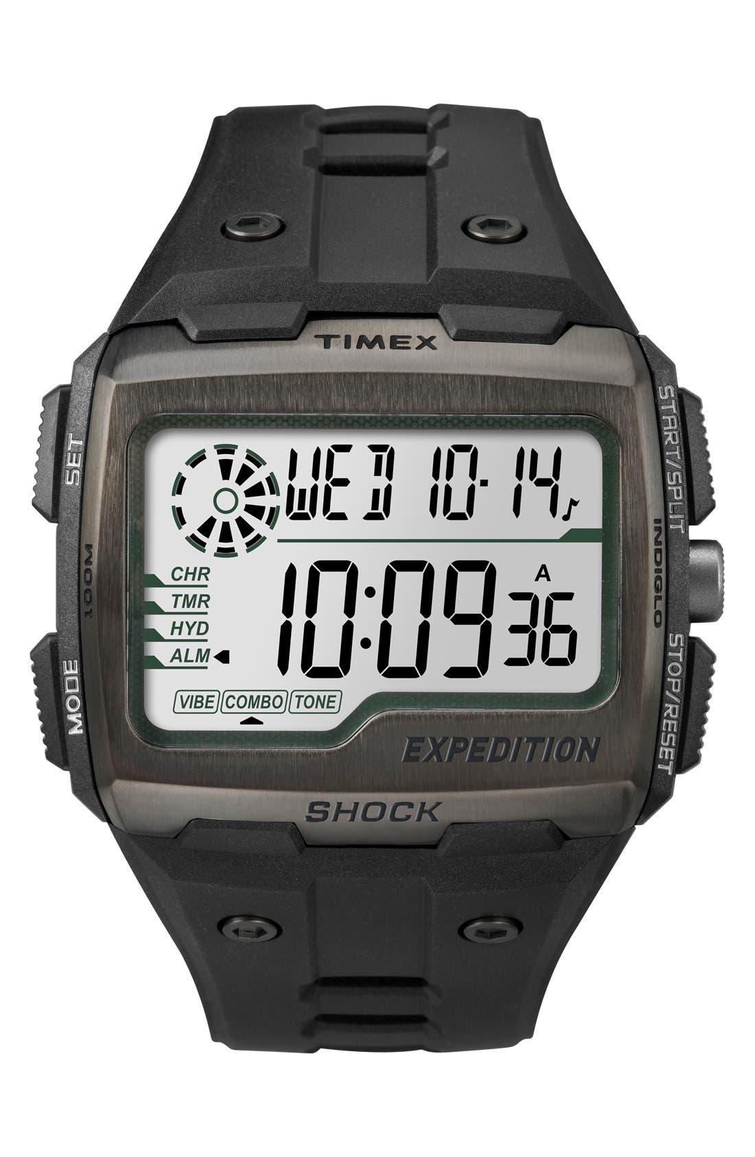 Main Image - Timex® Resin Digital Watch, 50mm