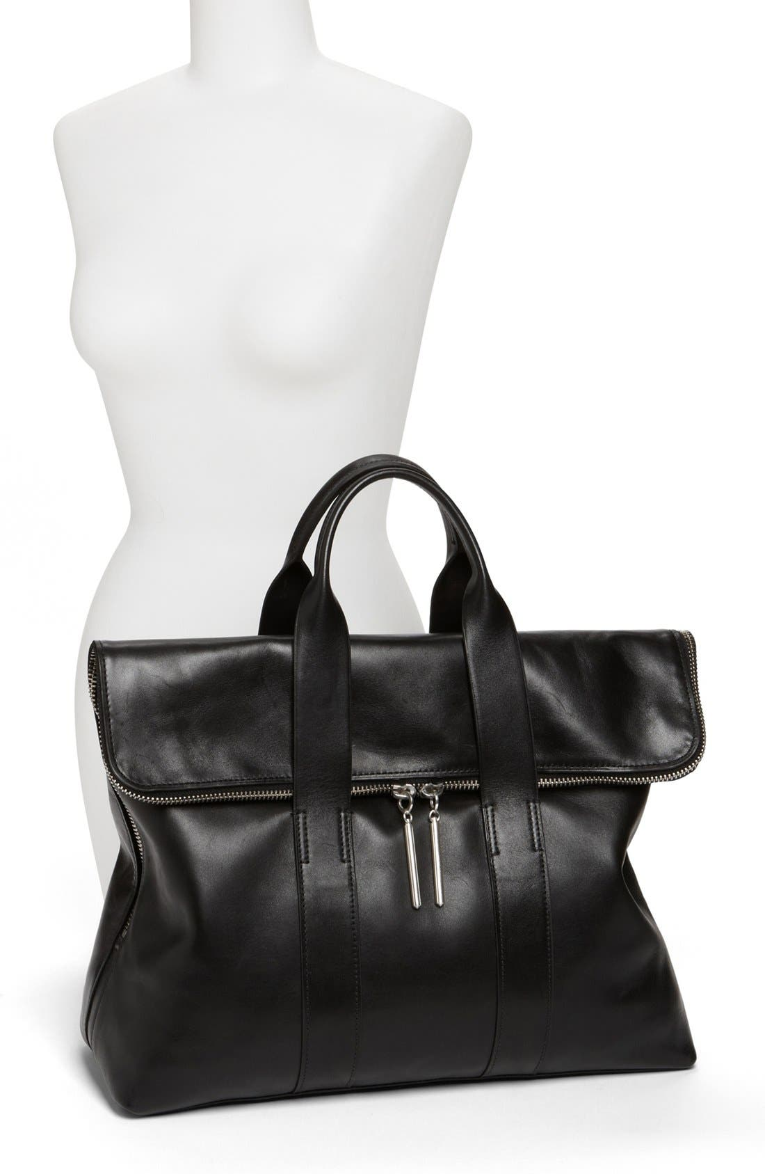 Alternate Image 6  - 3.1 Phillip Lim '31 Hour' Leather Tote