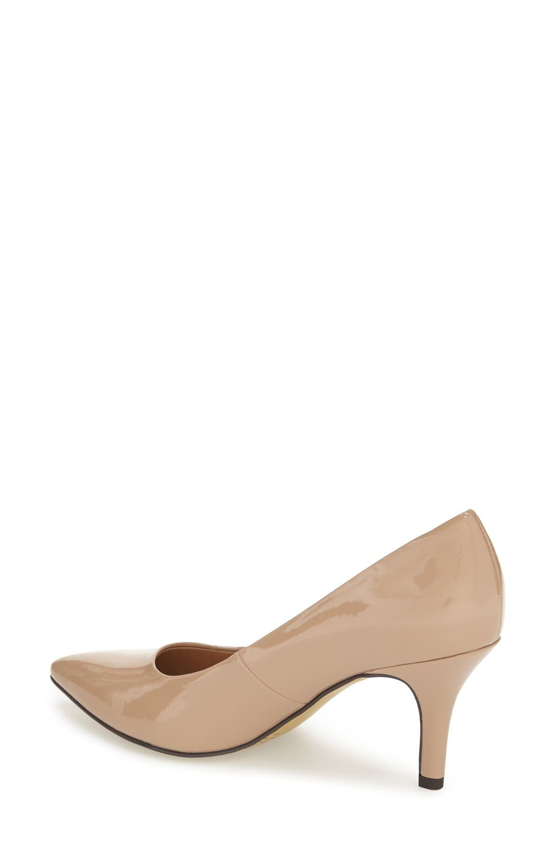 Alternate Image 2  - Bella Vita 'Define' Pointy Toe Pump (Women)