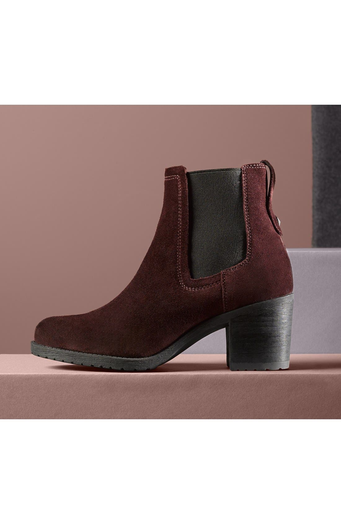 Alternate Image 7  - Sam Edelman 'Hanley' Suede Chelsea Boot (Women)