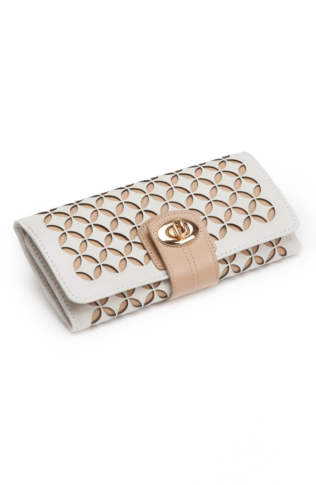 Wolf 'Chloe' Jewelry Roll