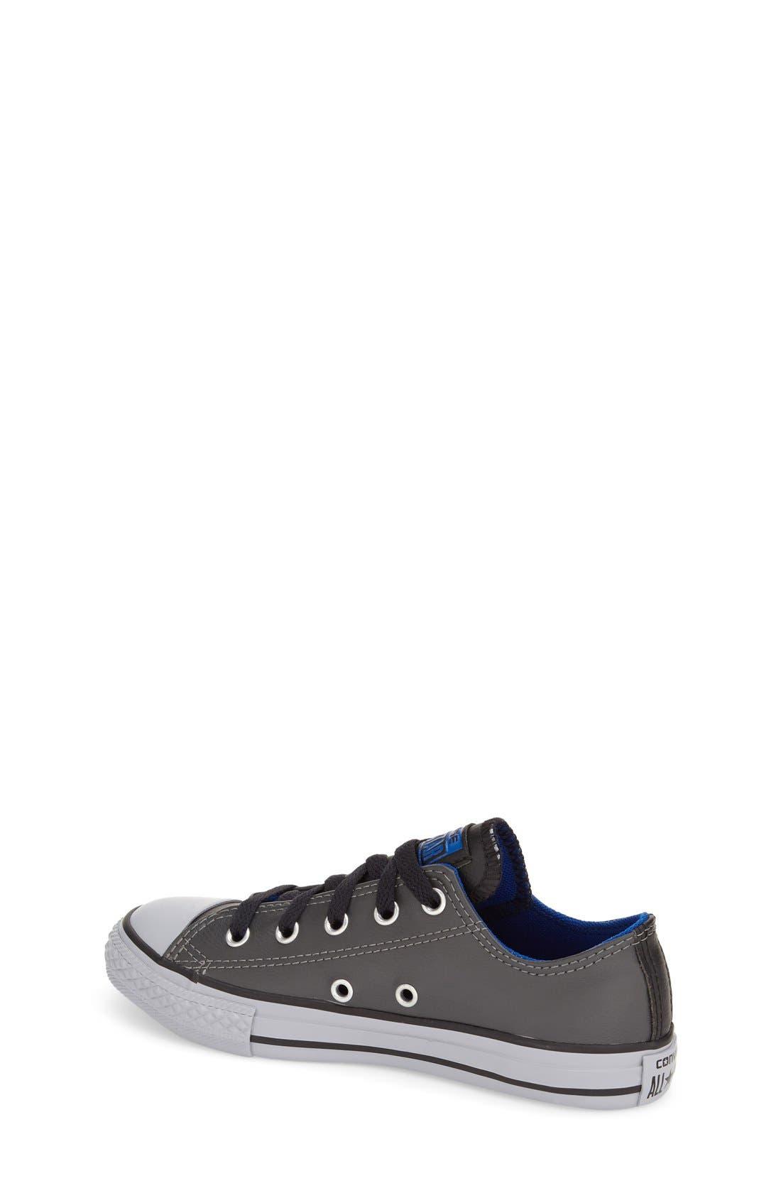 Alternate Image 2  - Converse Chuck Taylor® All Star® 'Ox' Sneaker (Toddler, Little Kid & Big Kid)