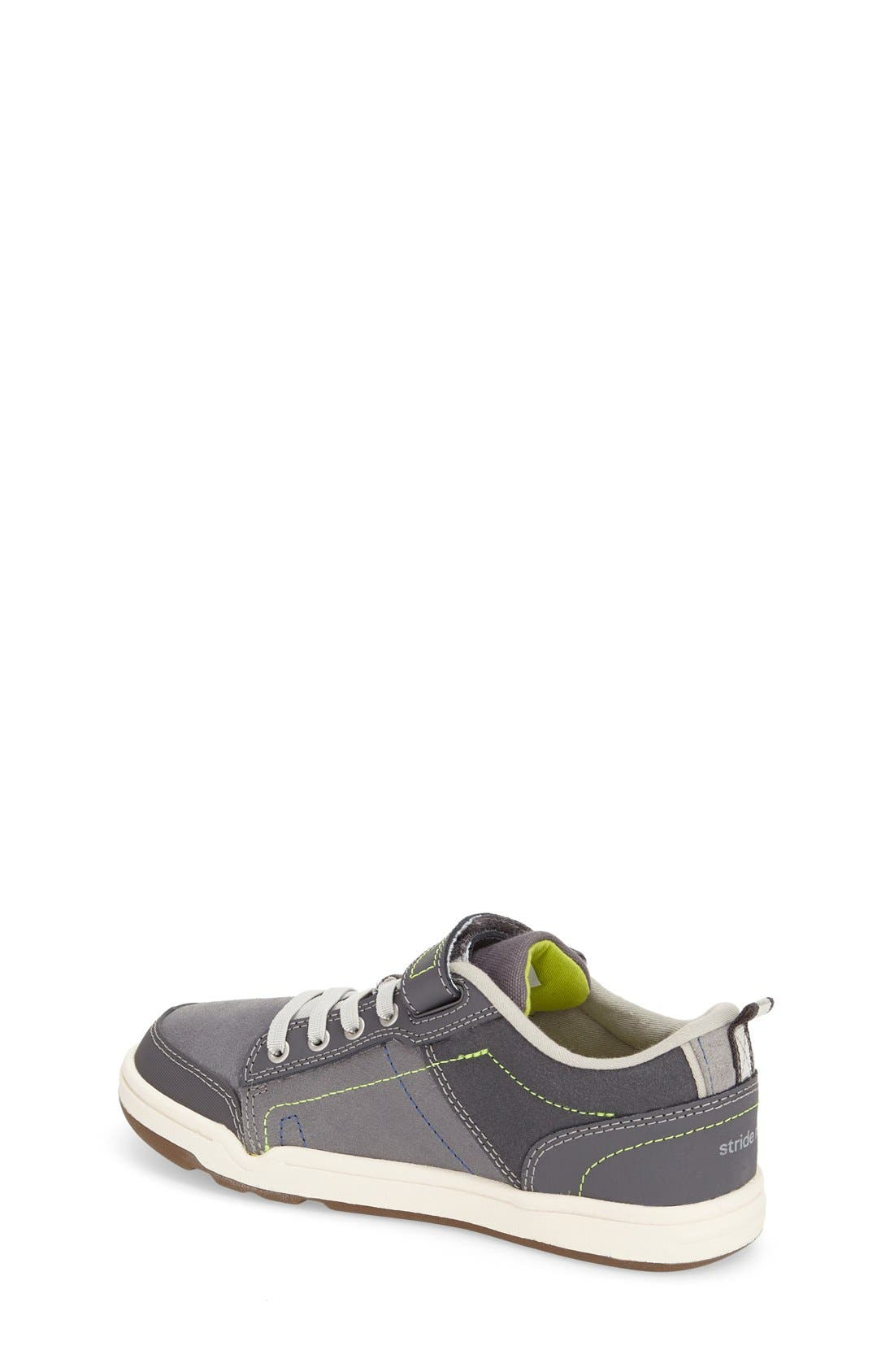 'Made 2 Play<sup>®</sup> Caleb' Sneaker,                             Alternate thumbnail 2, color,                             Grey