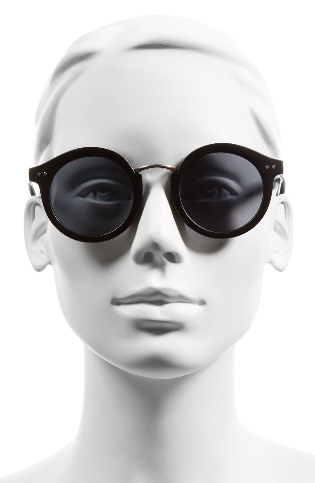 Alternate Image 2  - A.J. Morgan 'Randall' 46mm Sunglasses