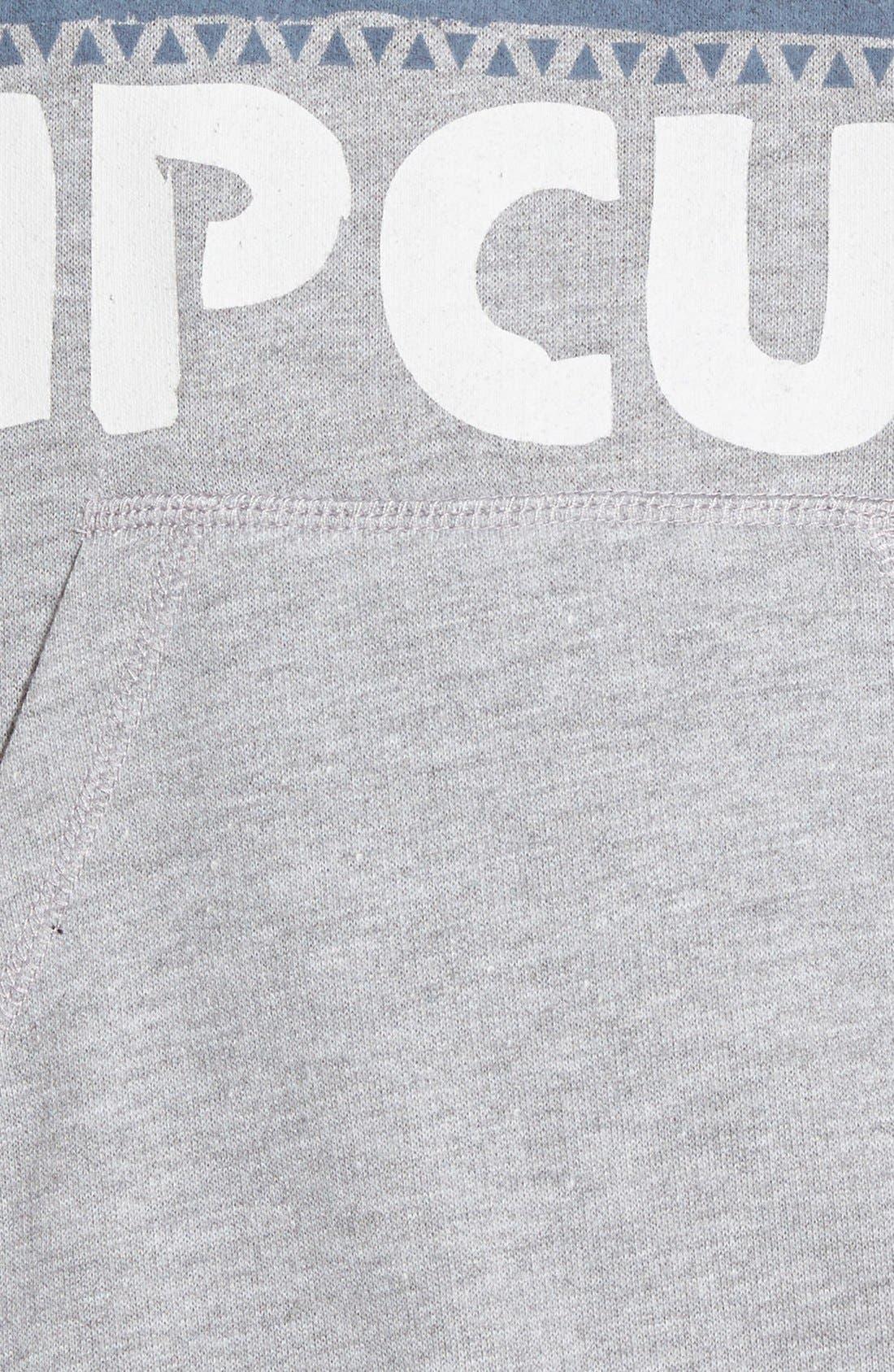 Alternate Image 5  - Rip Curl 'Sunray' Pullover Hoodie