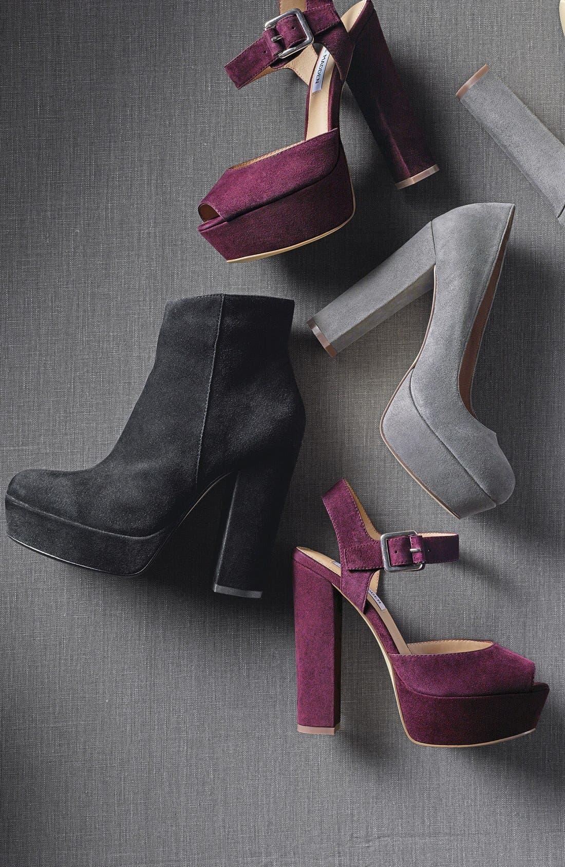 Alternate Image 5  - Steve Madden 'Jillyy' Platform Sandal (Women)