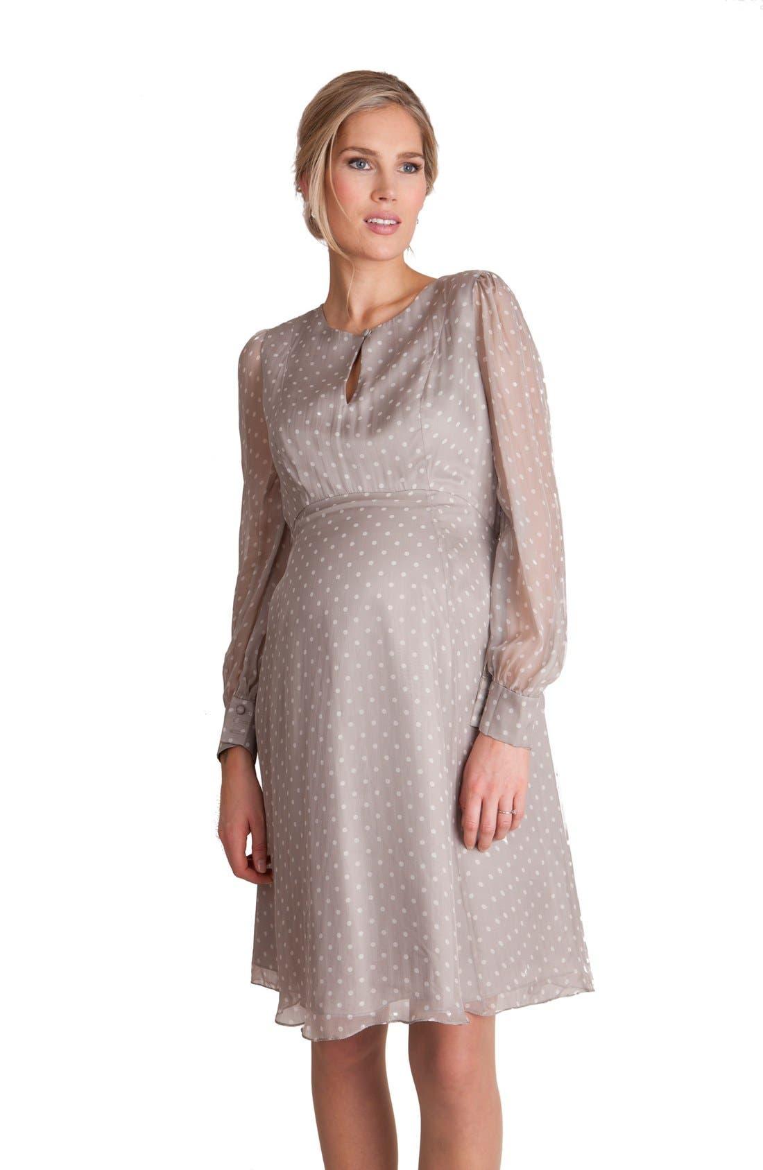 Alternate Image 3  - Seraphine'EldoraLuxe' Maternity Dress