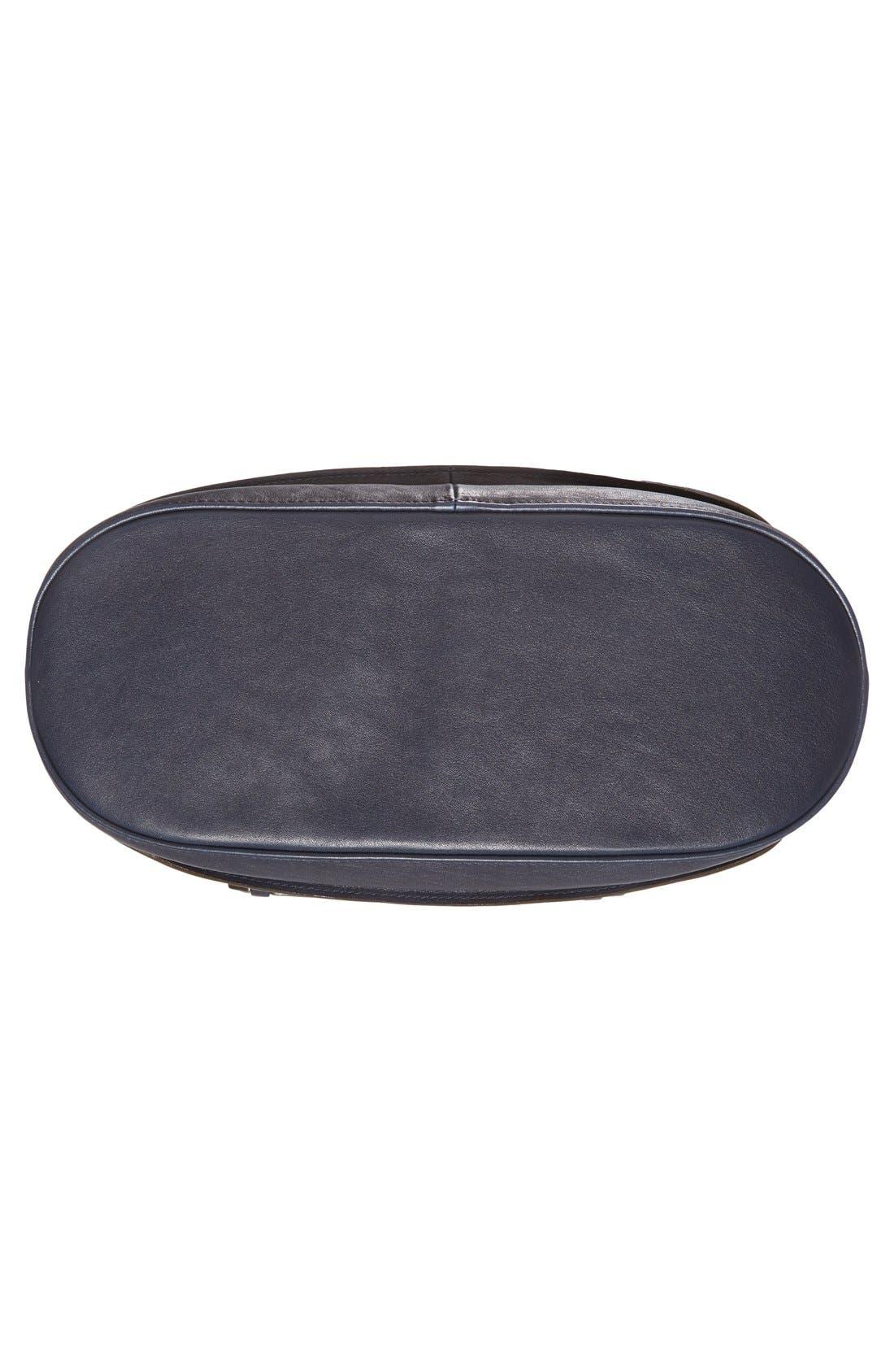 Alternate Image 6  - Longchamp '3D' Leather Hobo