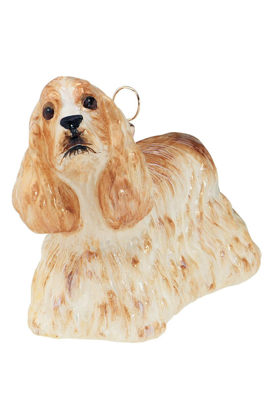 Alternate Image 1 Selected - Joy to the World Collectibles 'Pet' Ornament